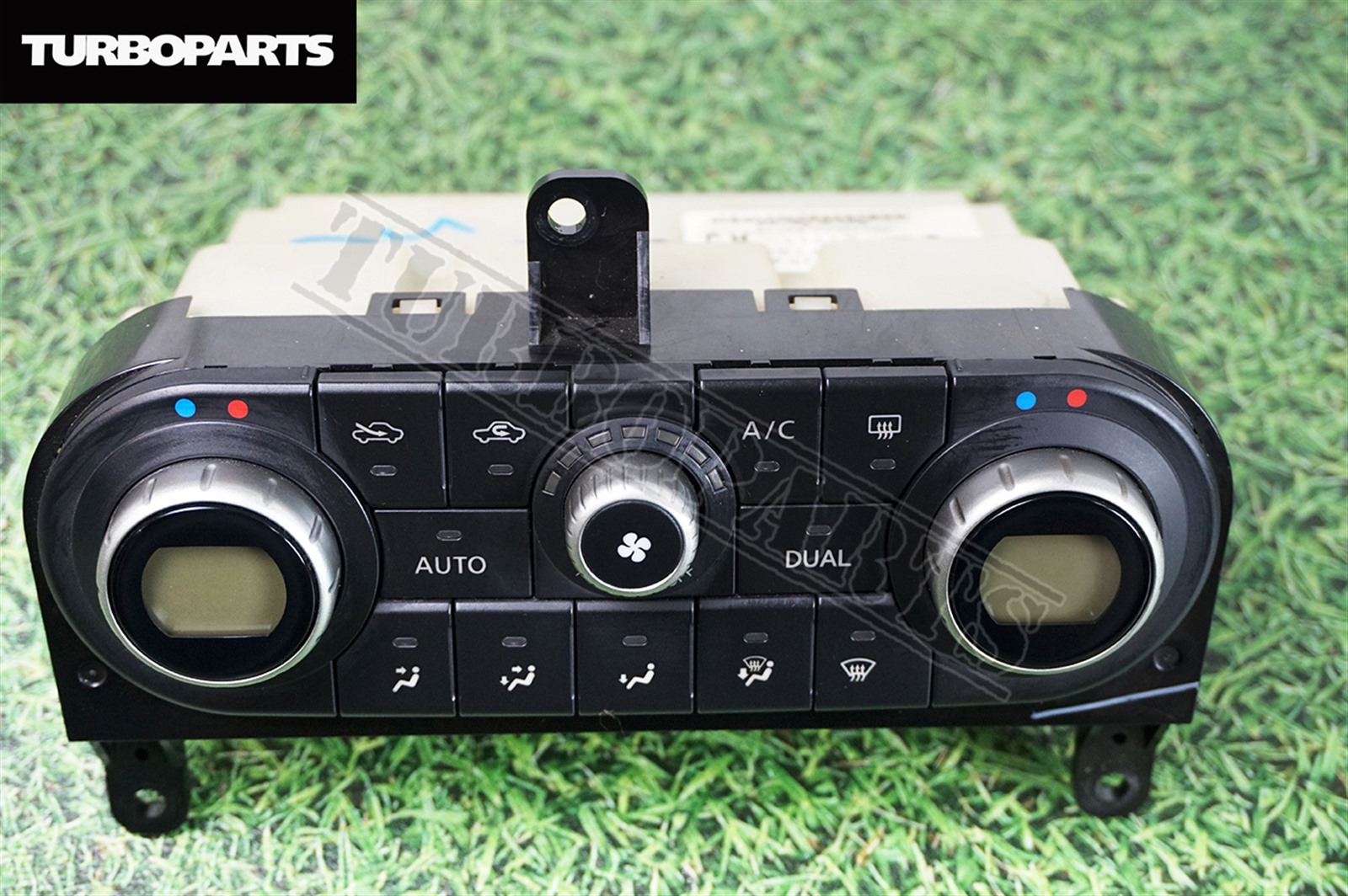 Блок управления климат-контролем Nissan Dualis J10 MR20DE 2007 (б/у)