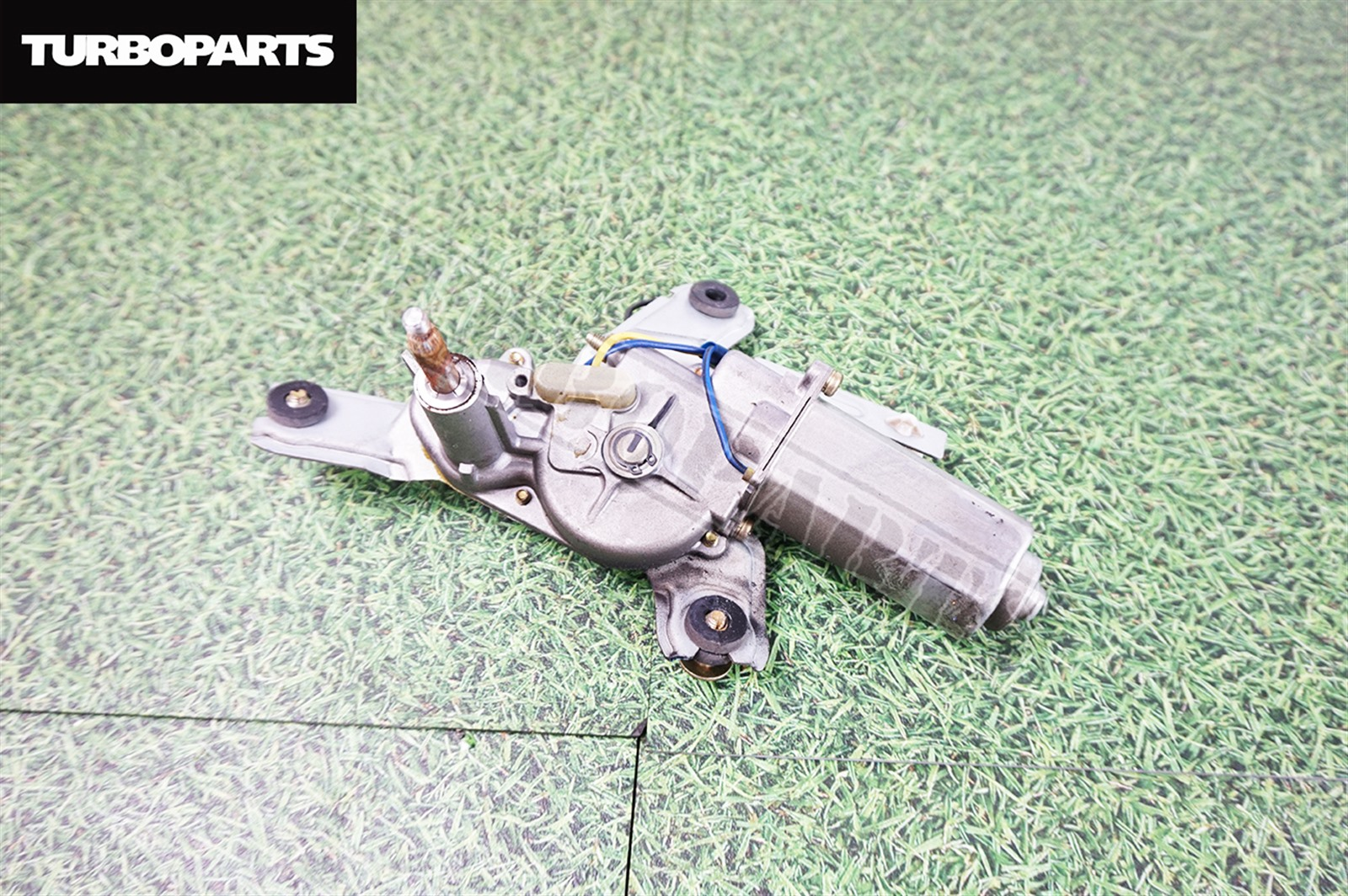 Мотор дворников Toyota Rav4 SXA10 3SFE 2000 задний (б/у)