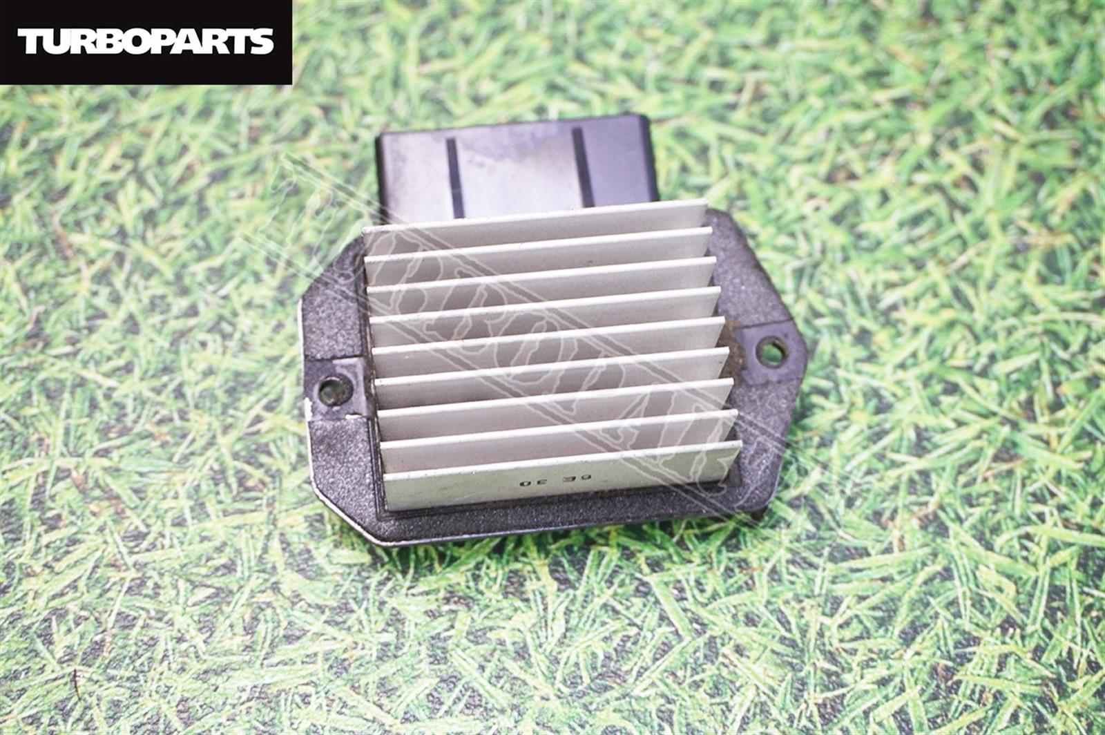 Резистор вентилятора охлаждения Mitsubishi Pajero V63W 4G63 2004 (б/у)
