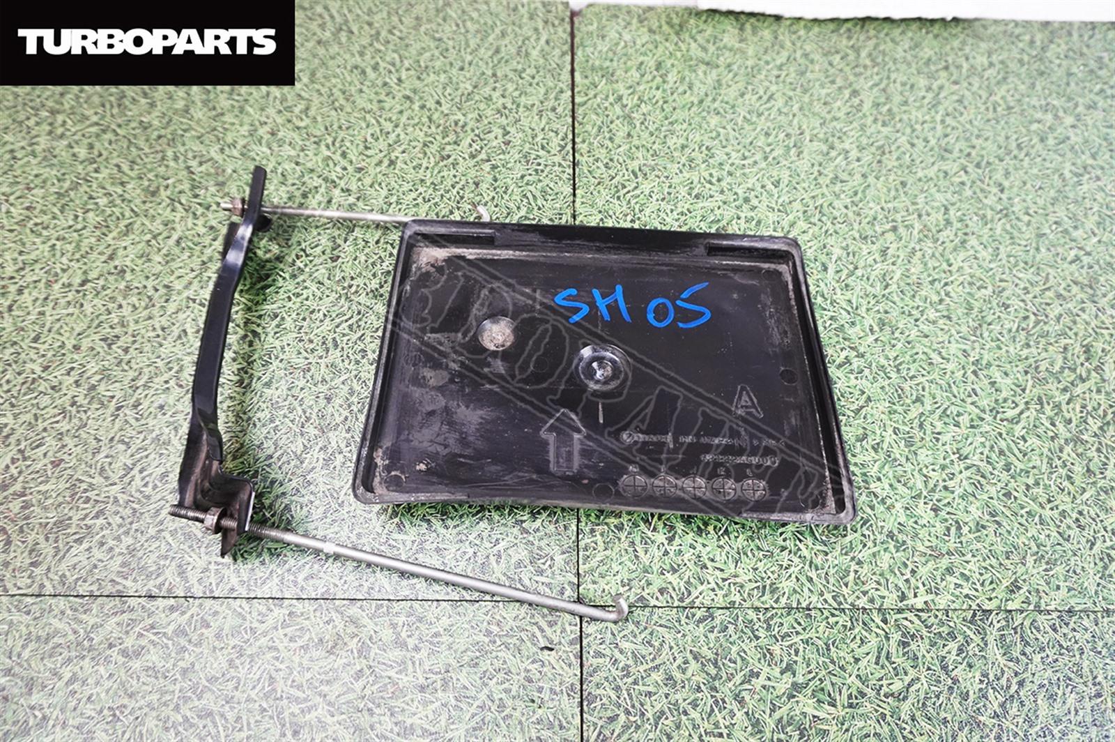 Крепление аккумулятора Subaru Forester SH5 EJ204 2009 (б/у)