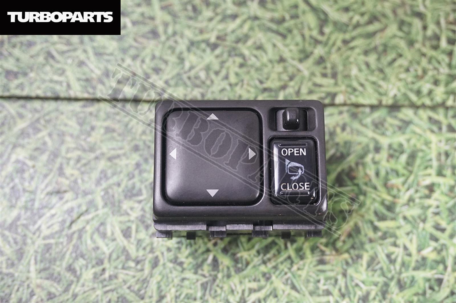 Блок управления зеркалами Nissan X-Trail NT30 QR20DE 2005 (б/у)