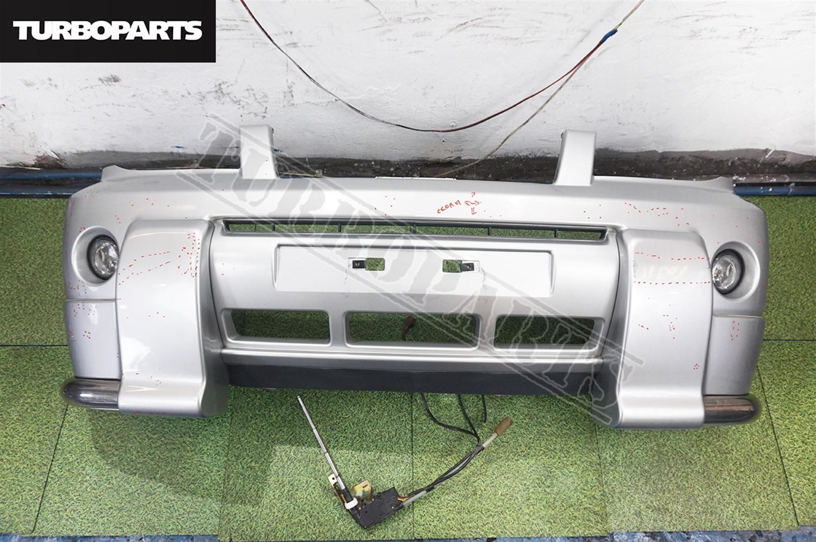 Бампер Nissan X-Trail NT30 QR20DE 2005 передний (б/у)