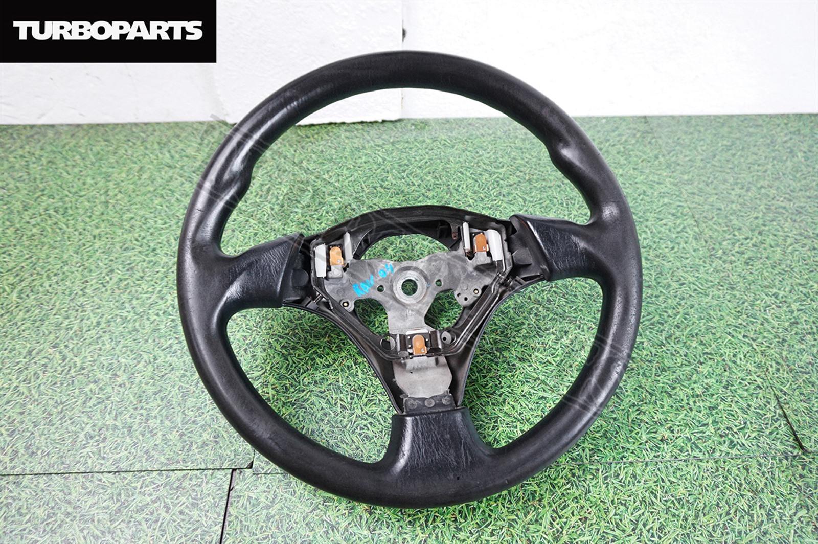 Руль Toyota Rav4 SXA10 3SFE 2000 (б/у)