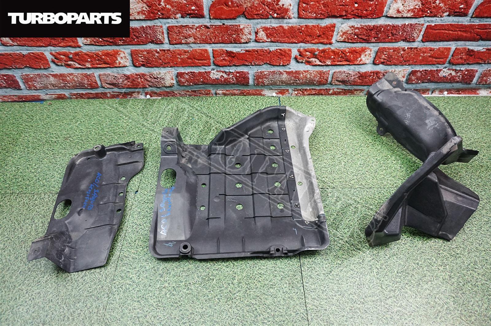 Защита топливного бака Honda Accord CU2 K24Z3 2008 (б/у)