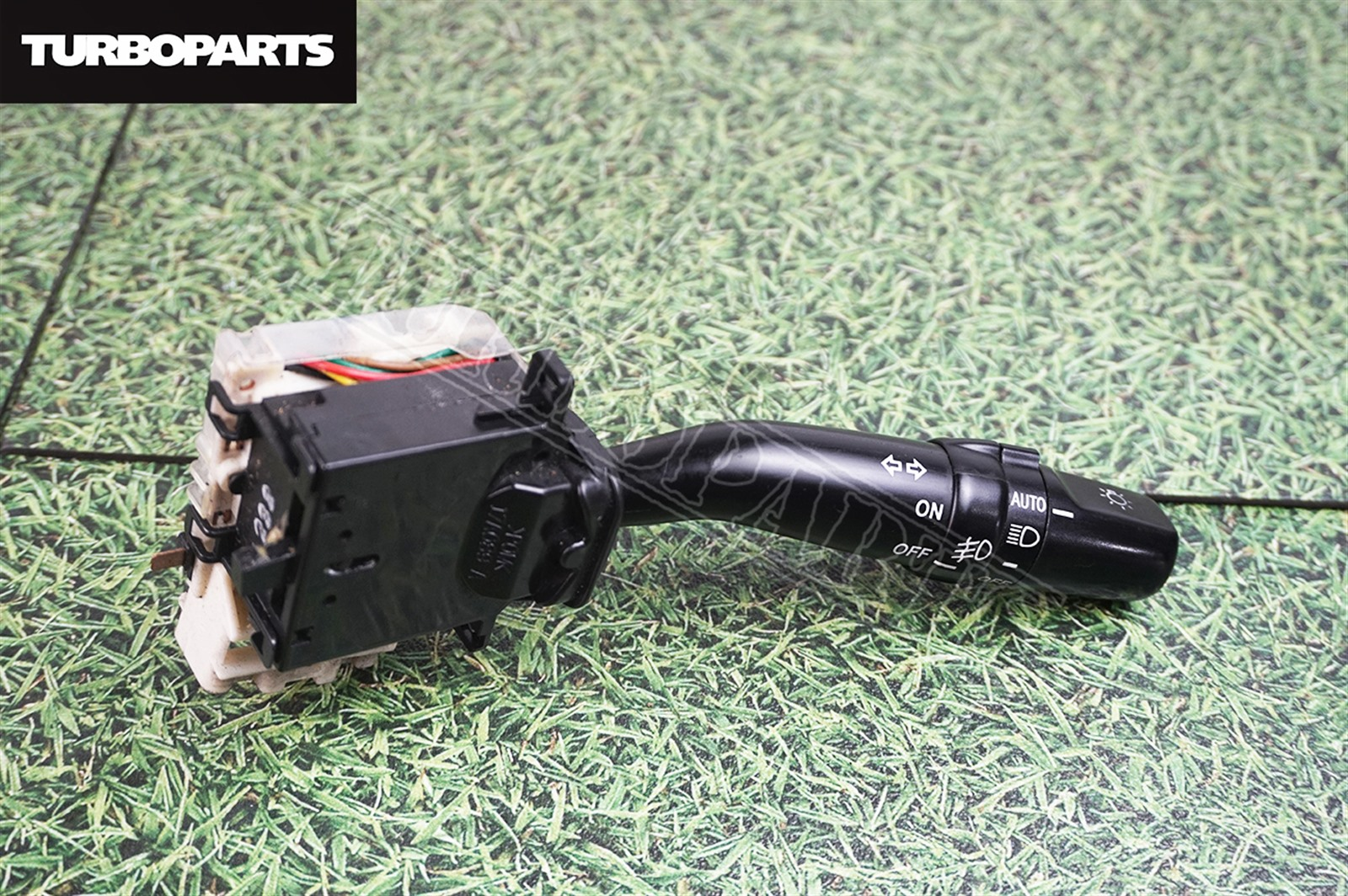 Гитара Toyota Mark 2 Wagon Blit GX110 1GFE правая (б/у)