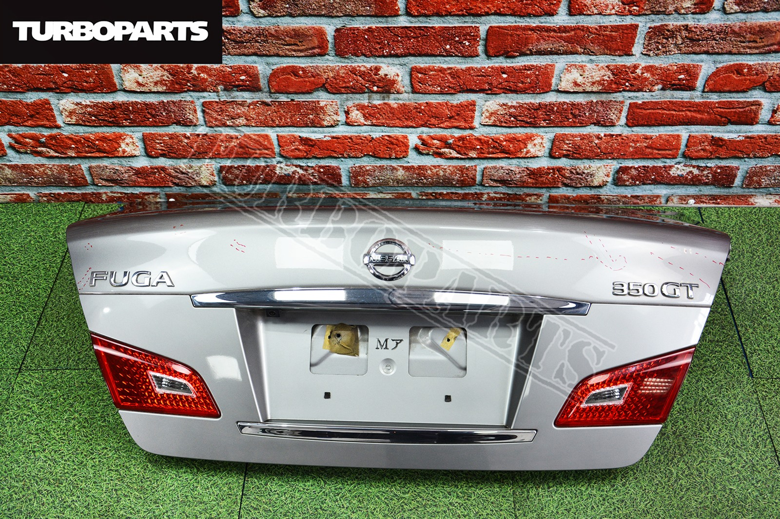 Крышка багажника Nissan Fuga PY50 VQ35DE (б/у)