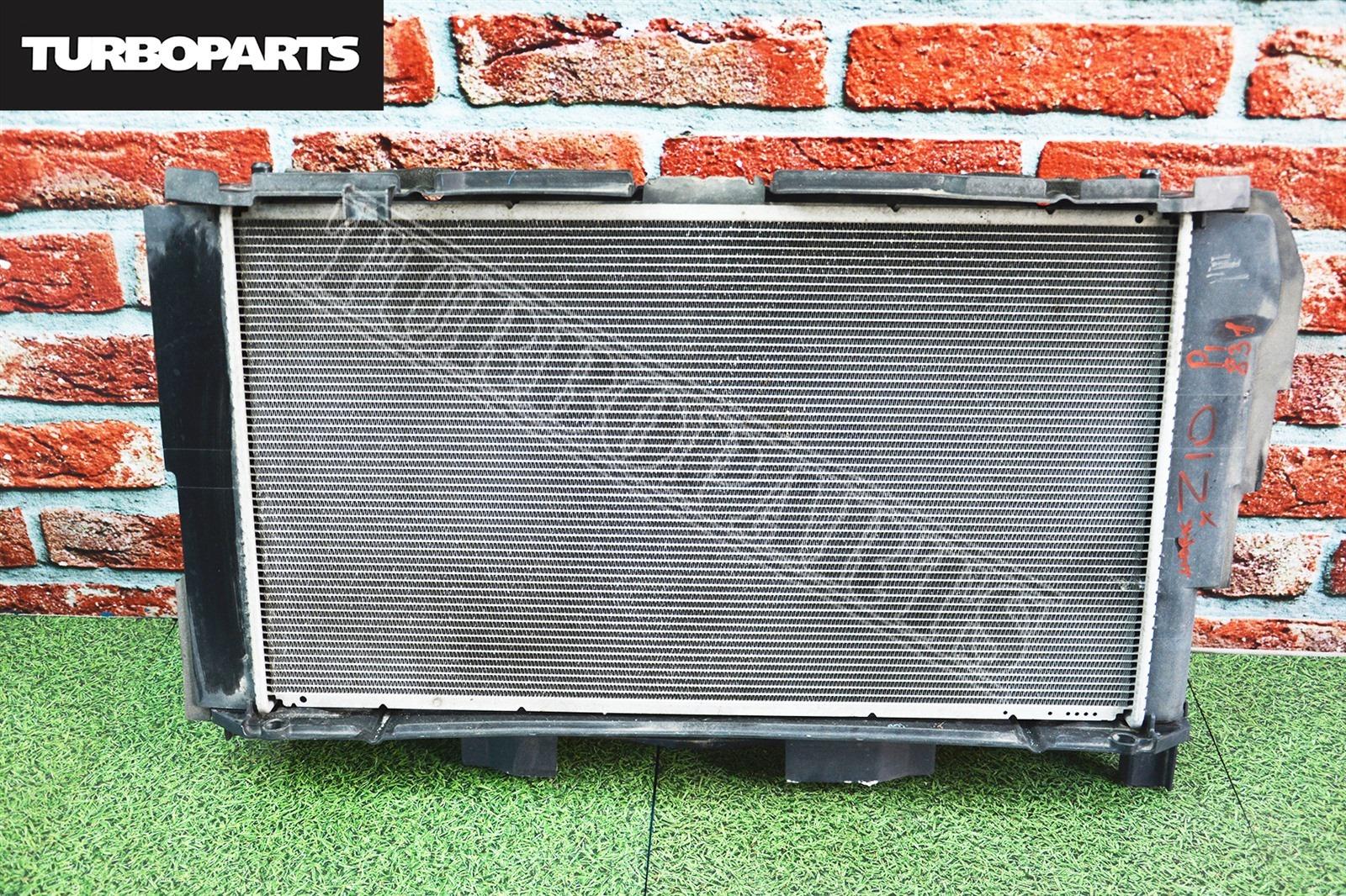 Радиатор основной Toyota Mark X Zio GGA10 2GRFE (б/у)