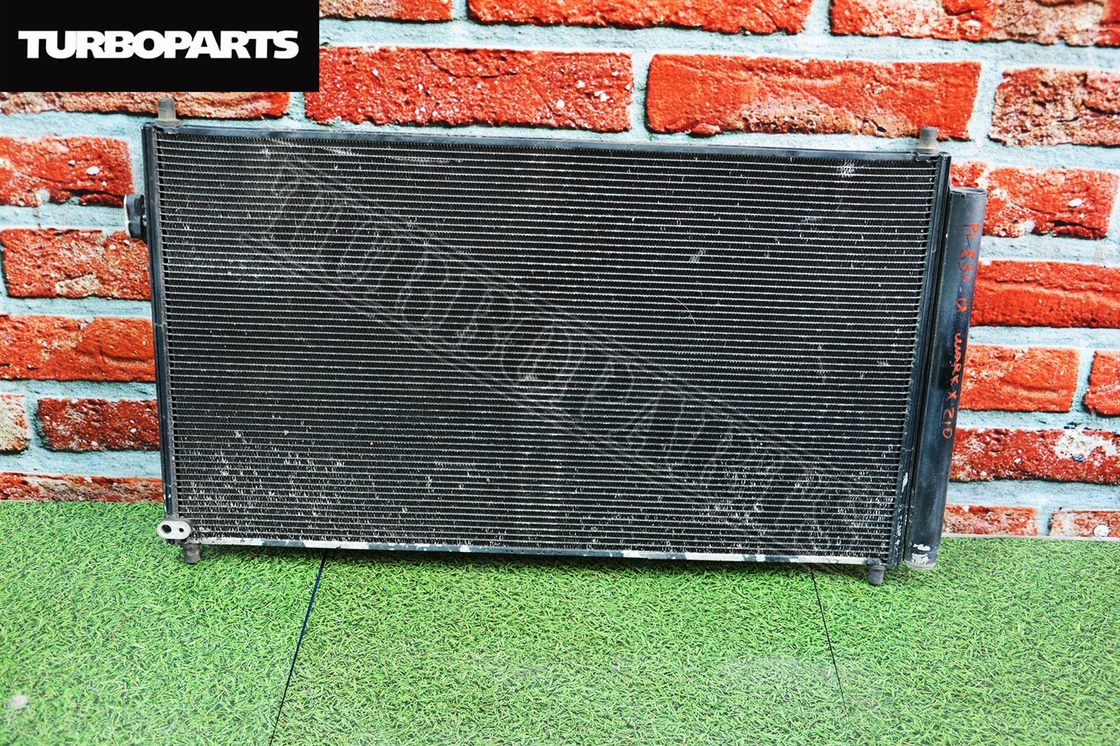 Радиатор кондиционера Toyota Mark X Zio GGA10 2GRFE (б/у)