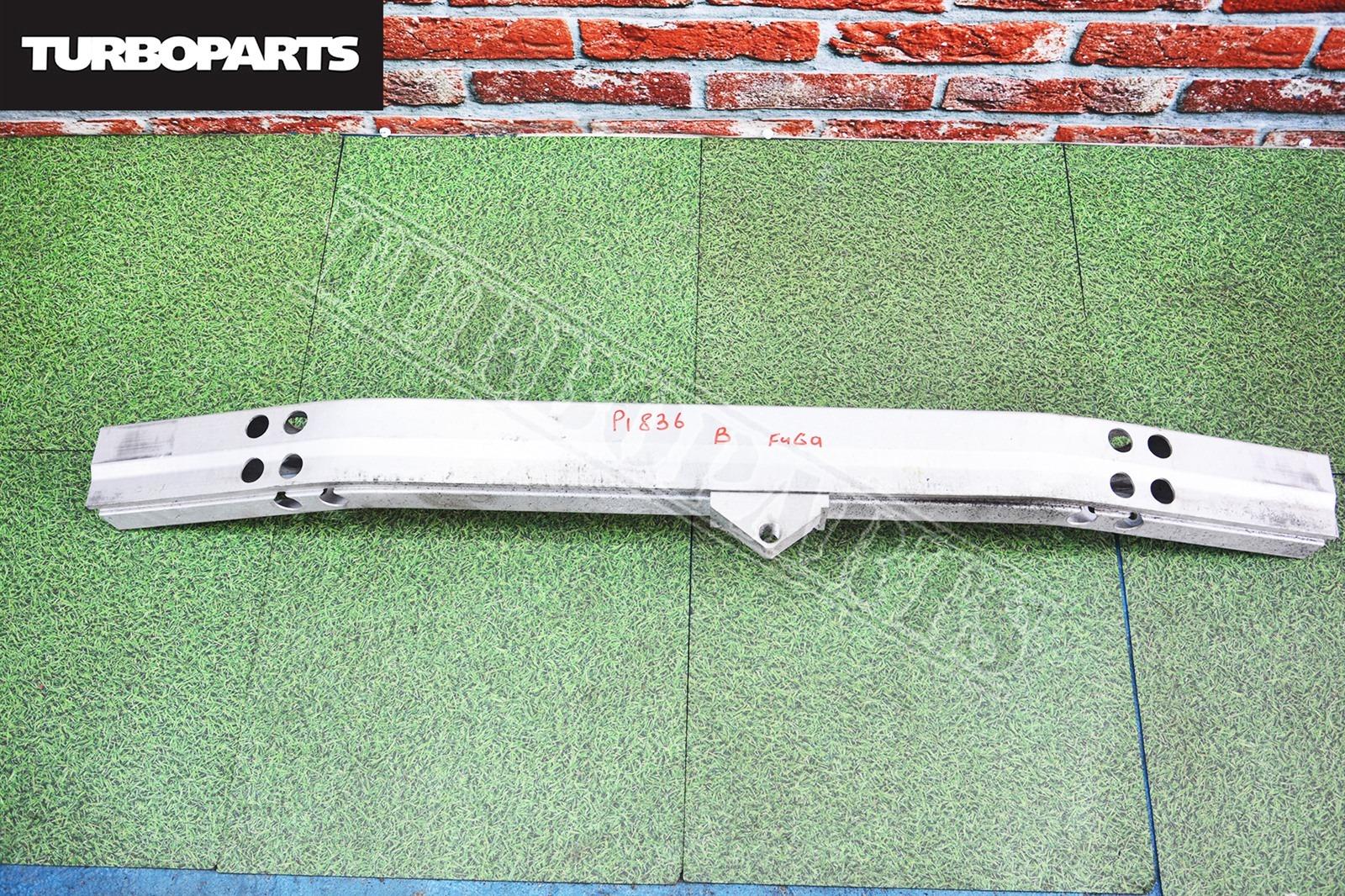 Усилитель бампера Nissan Fuga GY50 VQ35DE передний (б/у)