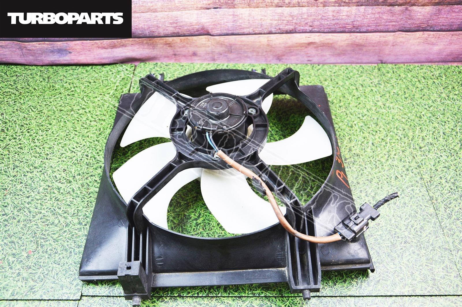 Диффузор радиатора Subaru Legacy BL5 EJ204 (б/у)