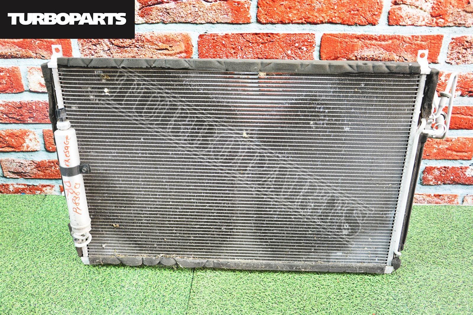 Радиатор кондиционера Nissan Fuga GY50 VK45DE (б/у)