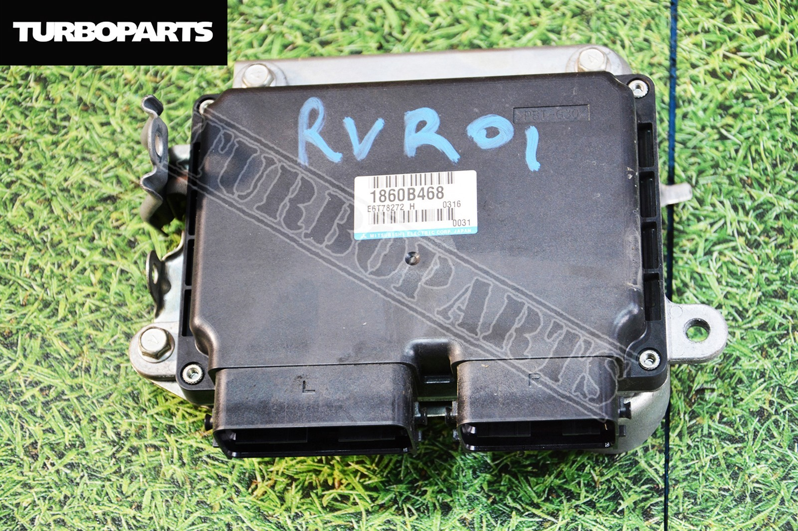Блок управления двс Mitsubishi Rvr GA3W 4B10 2010 (б/у)