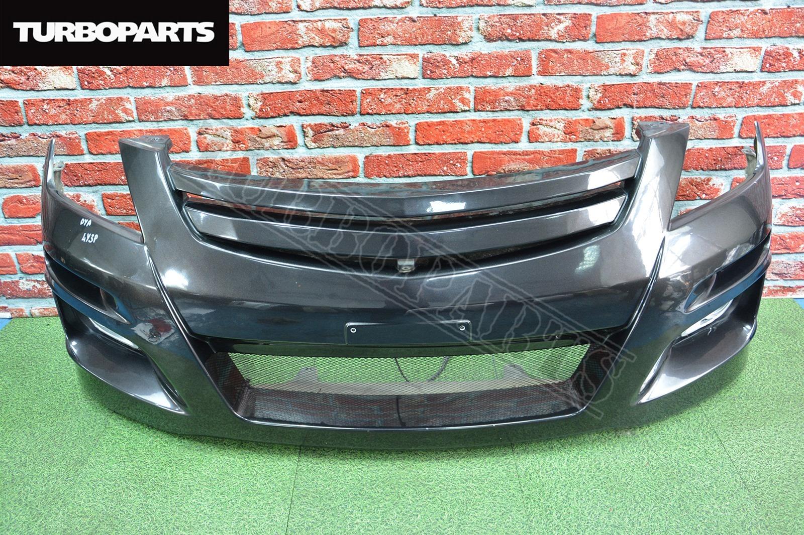 Бампер Mazda Mpv L3VDT L3VDT передний (б/у)
