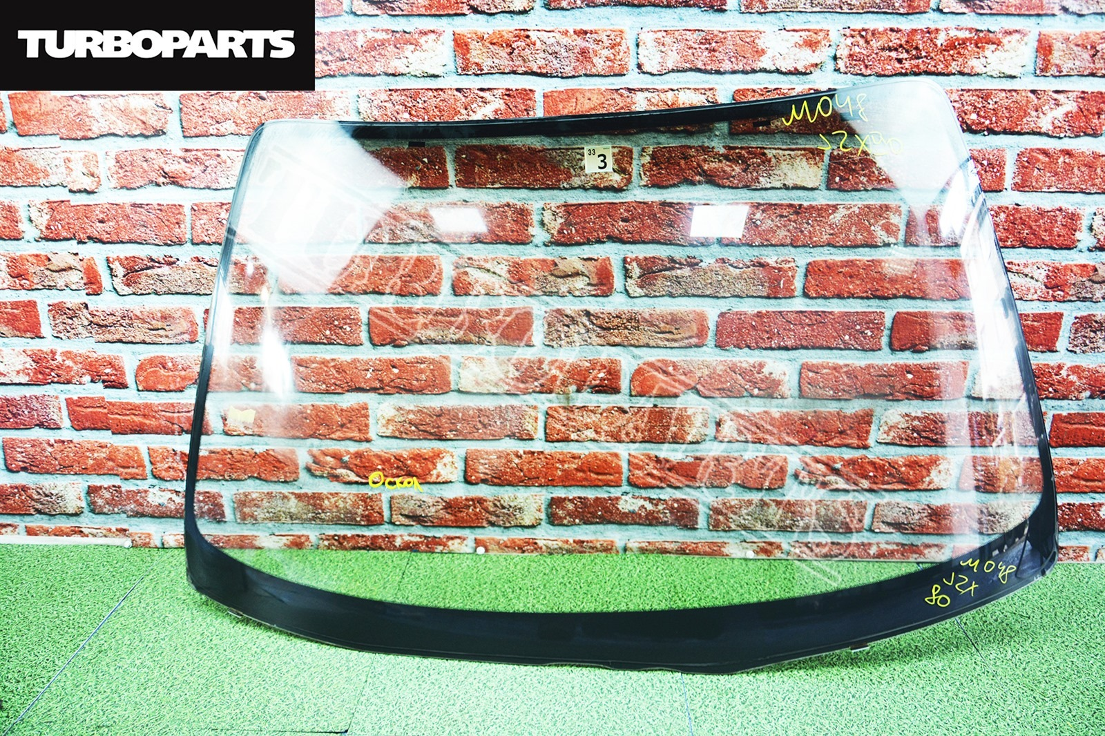 Лобовое стекло Toyota Mark 2 JZX90 1JZGE 1994 (б/у)