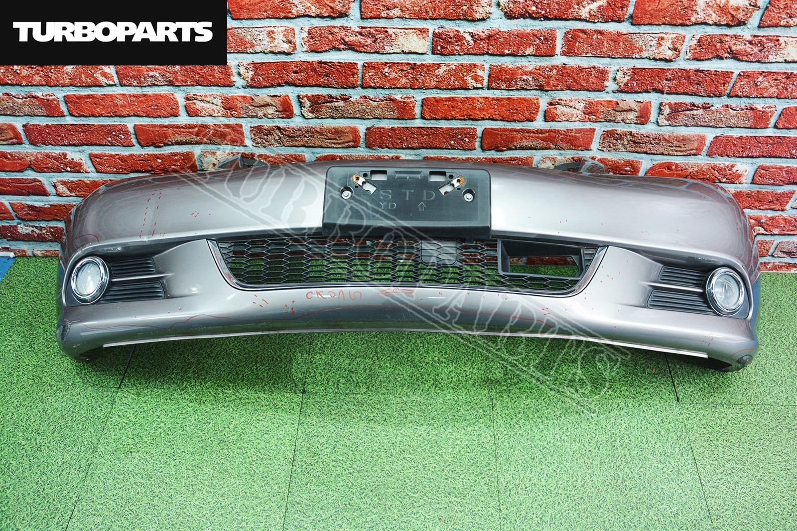 Бампер Nissan Fuga PNY50 VK45DE передний (б/у)