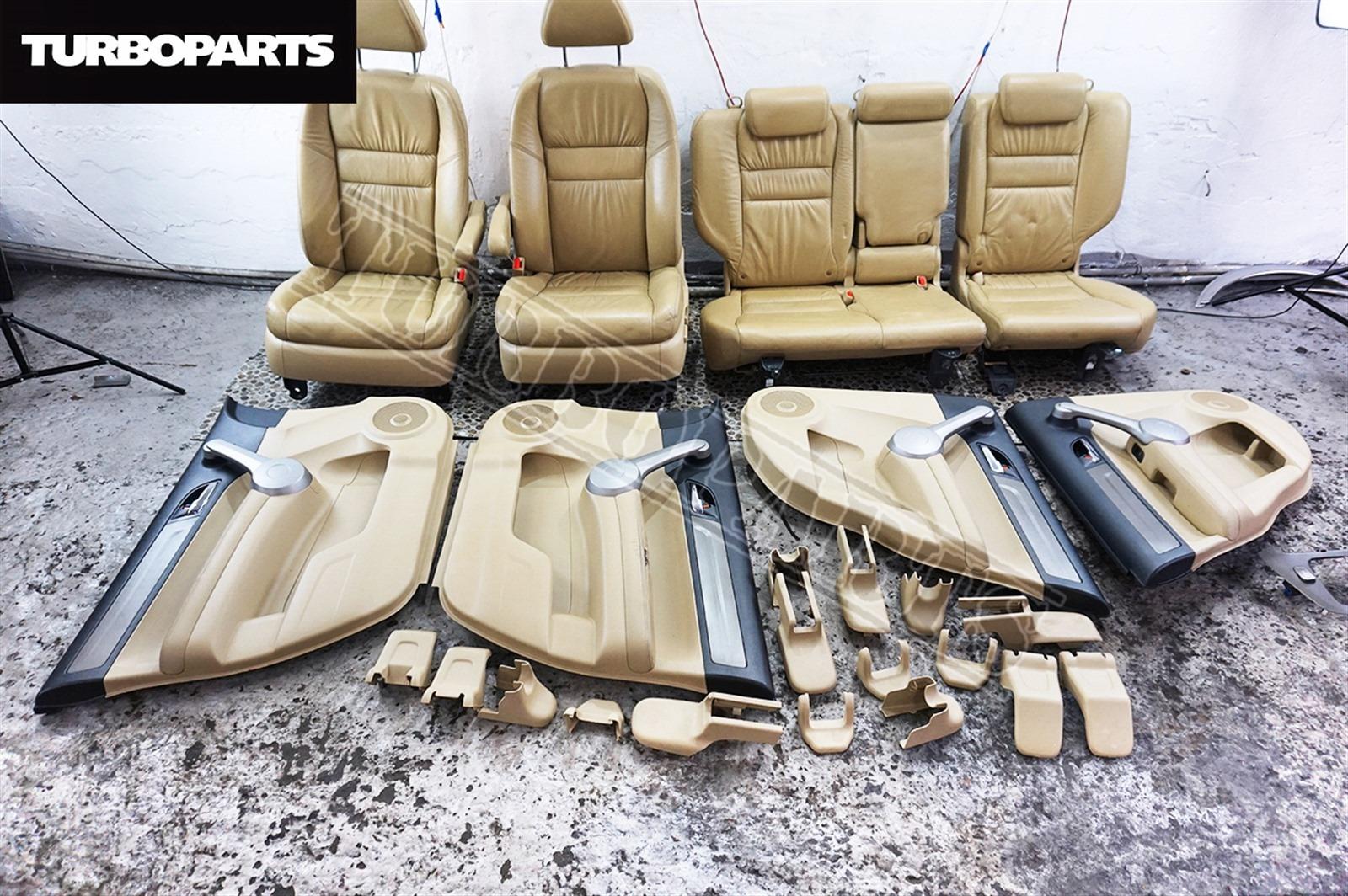 Сидения комплект Honda Cr-V RE3 K24A 2008 (б/у)