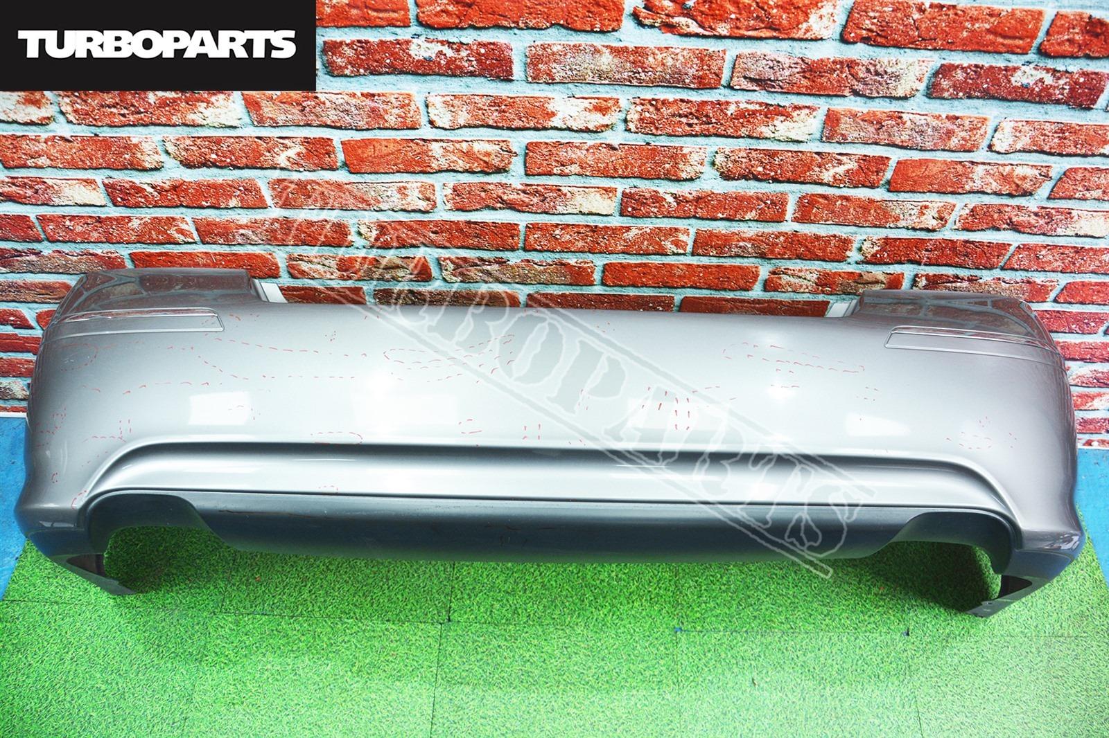 Бампер Nissan Fuga PY50 VK45DE задний (б/у)