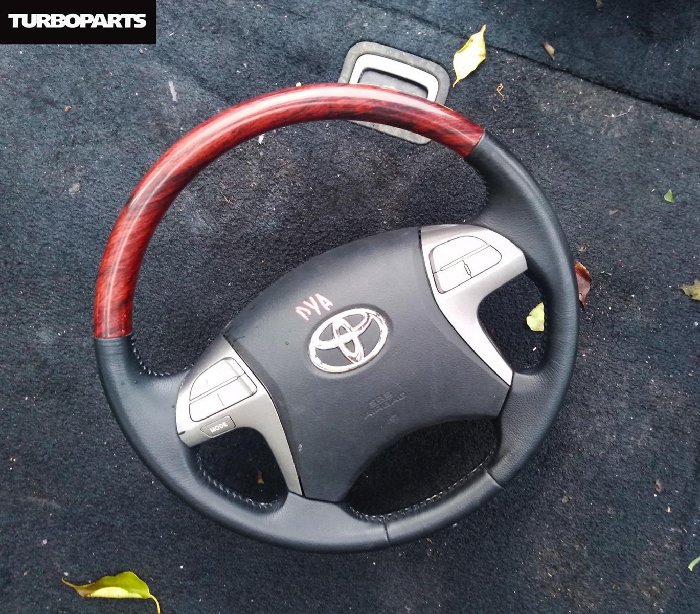 Руль Toyota Estima GSR50 (б/у)