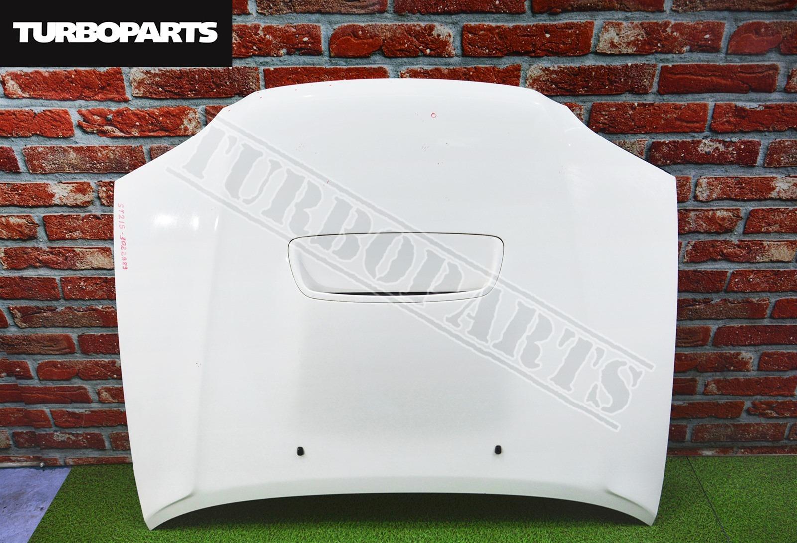 Капот Toyota Caldina ST215W 3CTE (б/у)
