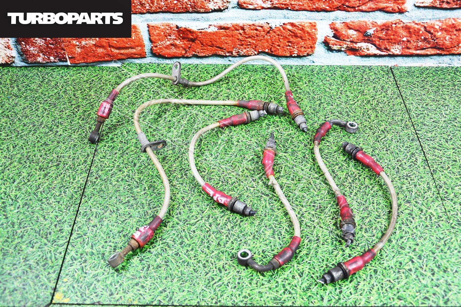 Тормозные шланги Subaru Legacy BP5 EJ255 (б/у)