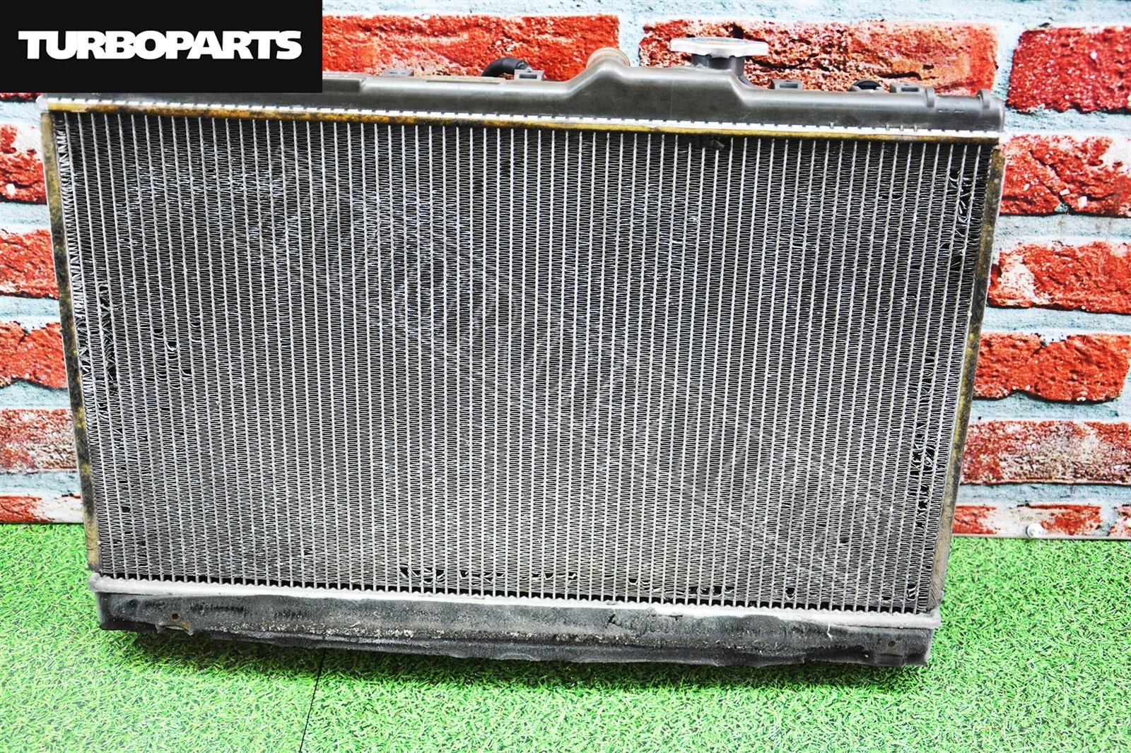 Радиатор основной Toyota Altezza SXE10 3SGE (б/у)