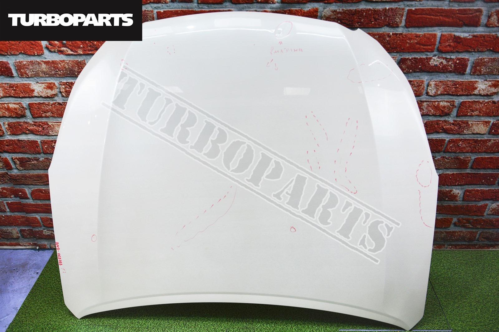 Капот Subaru Legacy BM EJ25 (б/у)