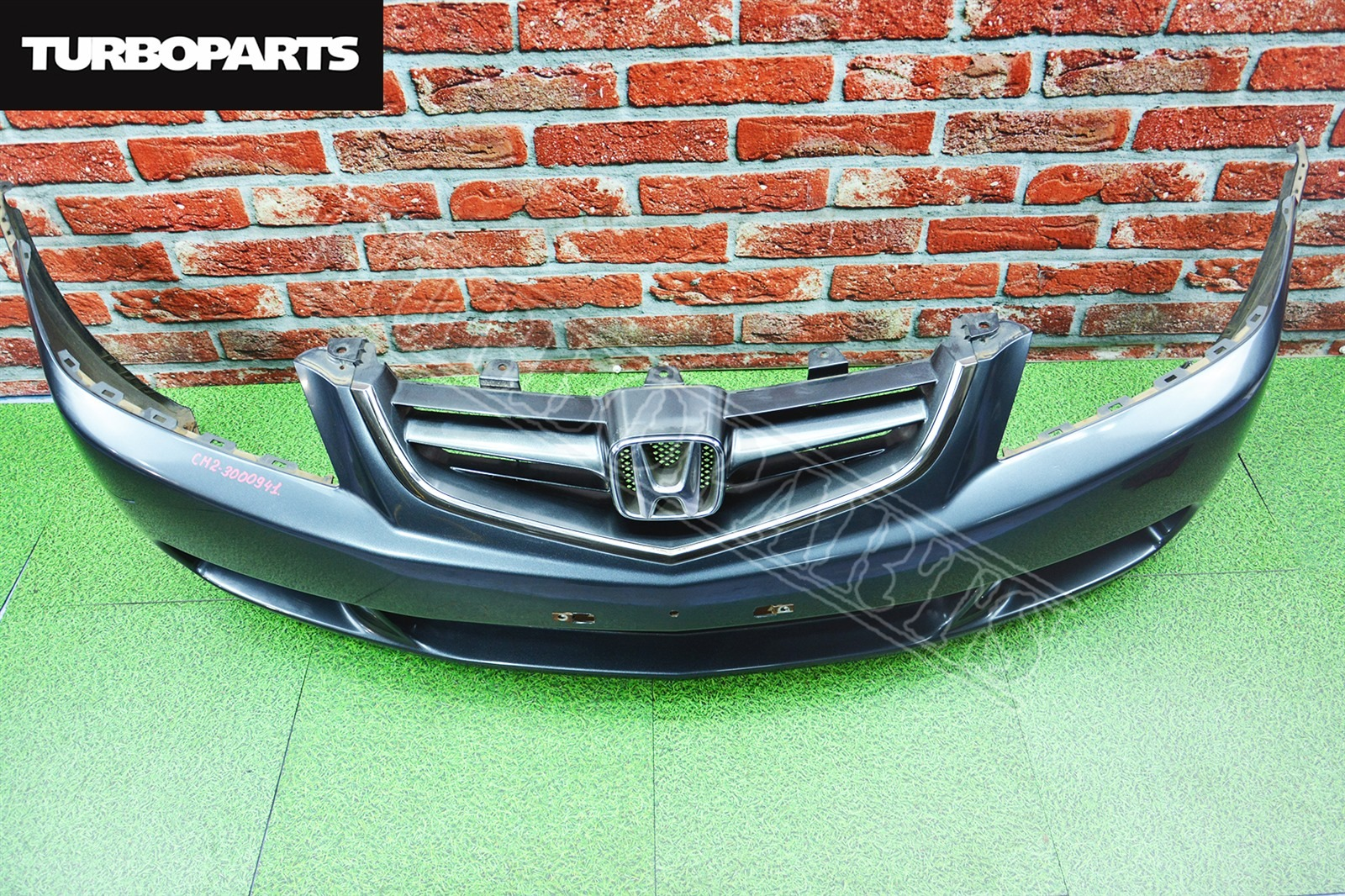 Бампер Honda Accord CM2 K24A передний (б/у)