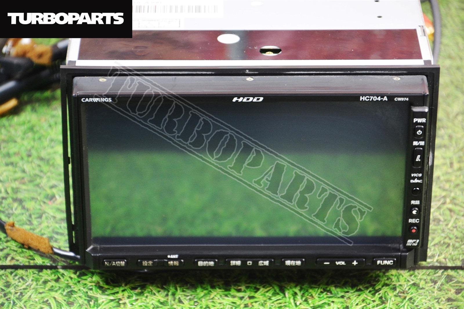 Магнитола Nissan X-Trail NT30 QR20DE 2005 (б/у)