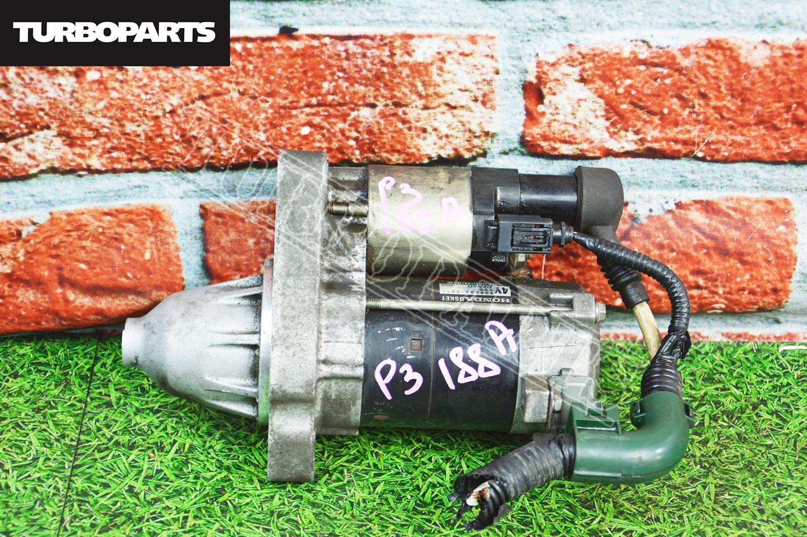 Стартер Honda Stream RN6 J35Z2 (б/у)