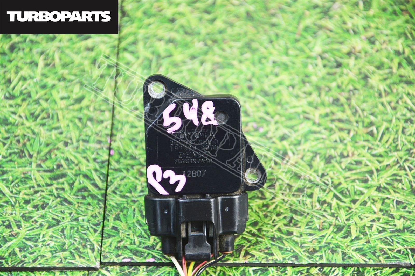 Датчик расхода воздуха Toyota Alphard MNH10 1MZFE (б/у)
