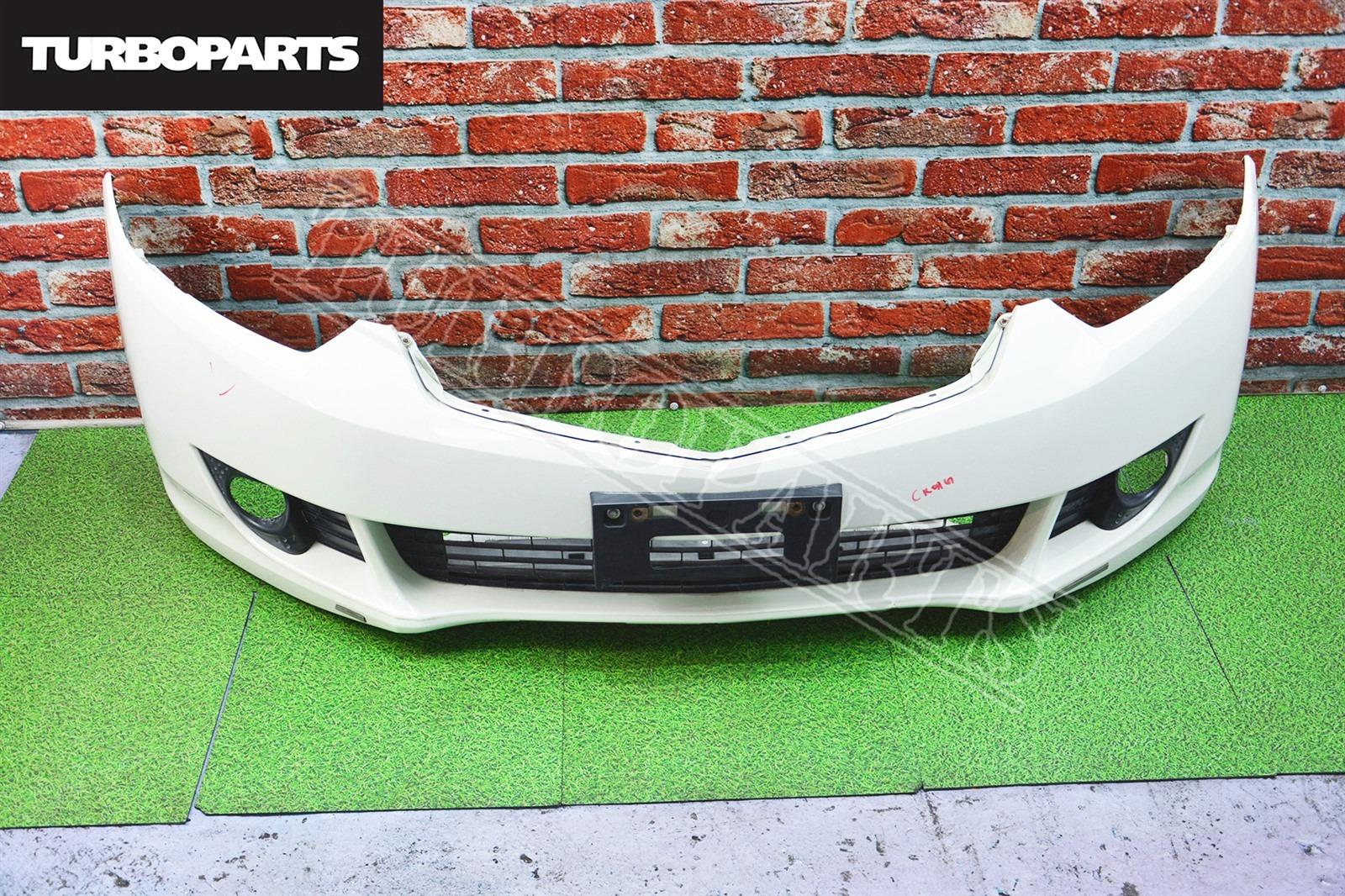 Бампер Honda Accord CU2 K24A передний (б/у)