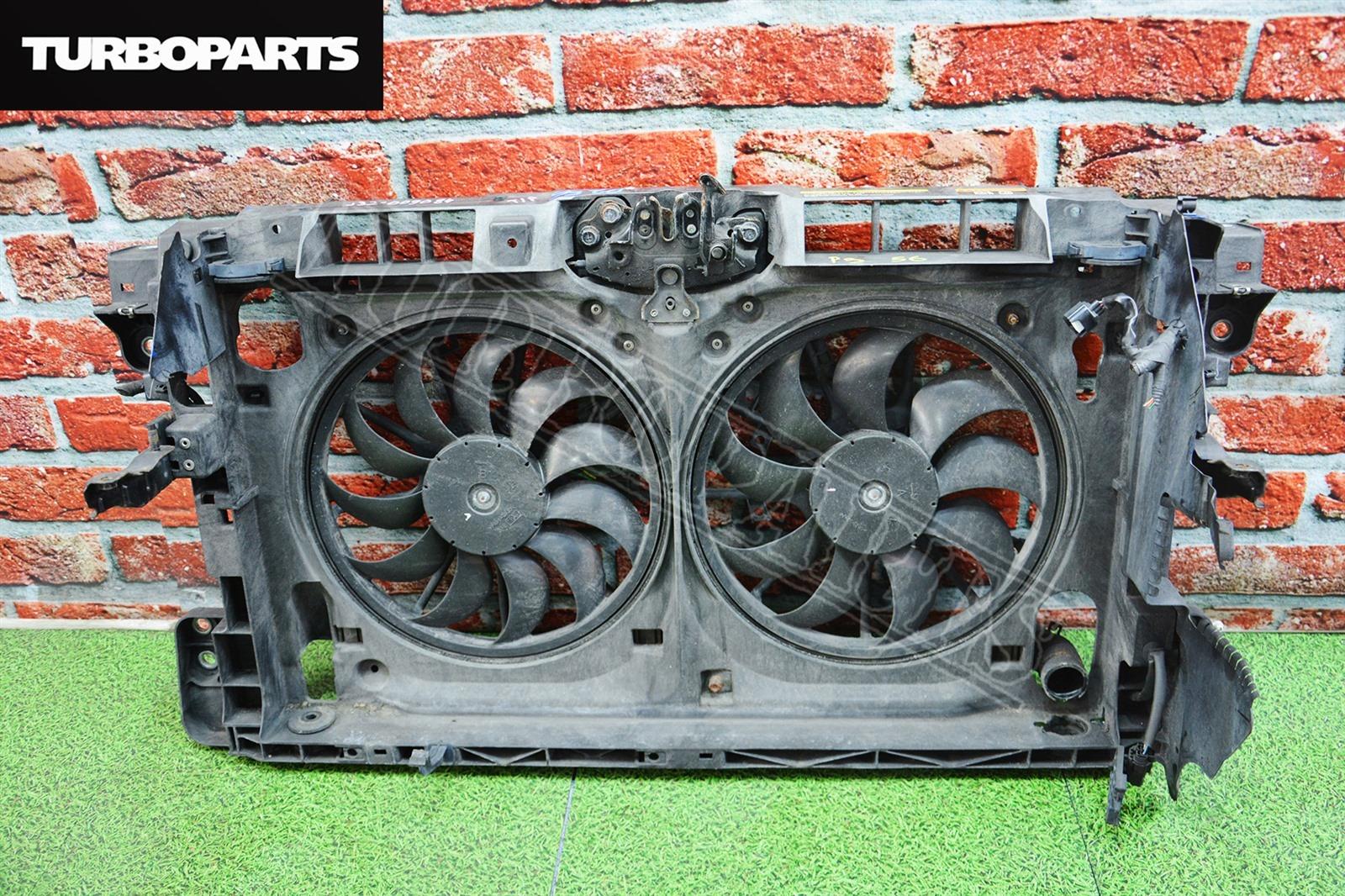 Диффузор радиатора Nissan Teana J32 QR25DE (б/у)