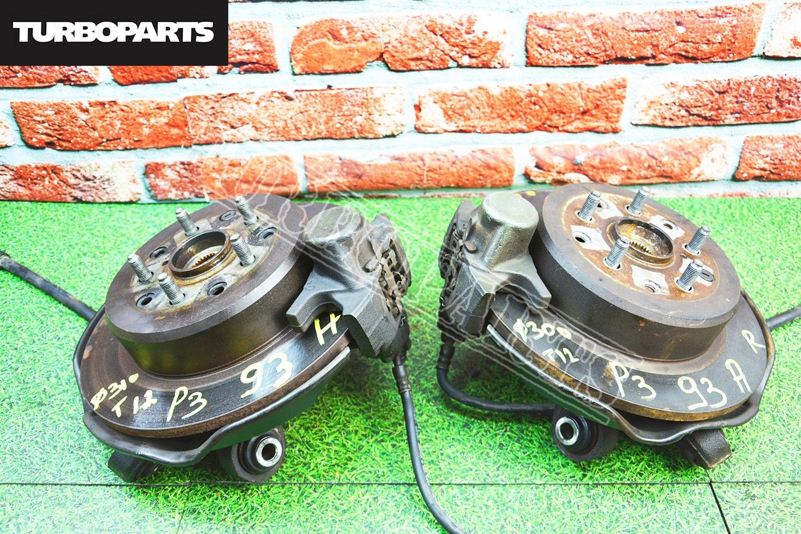 Ступицы Toyota Mark 2 JZX110 1JZGTE задние (б/у)