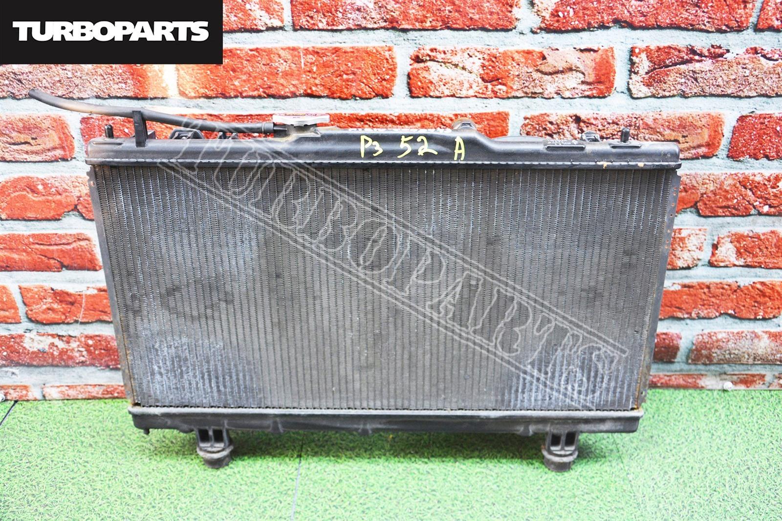 Радиатор основной Toyota Carina AT210 4AGELU (б/у)
