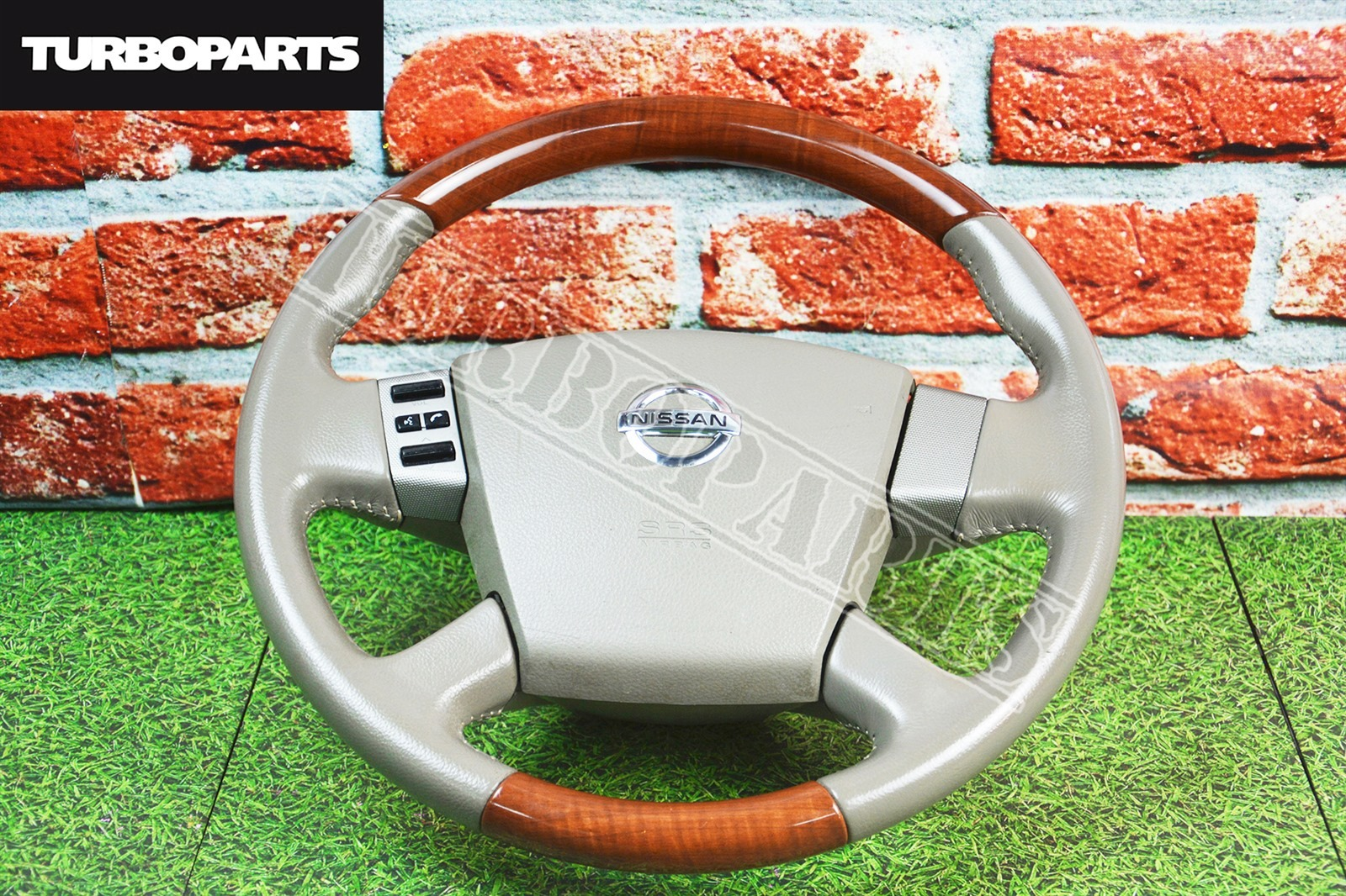 Руль Nissan Teana J31 QR20DE (б/у)