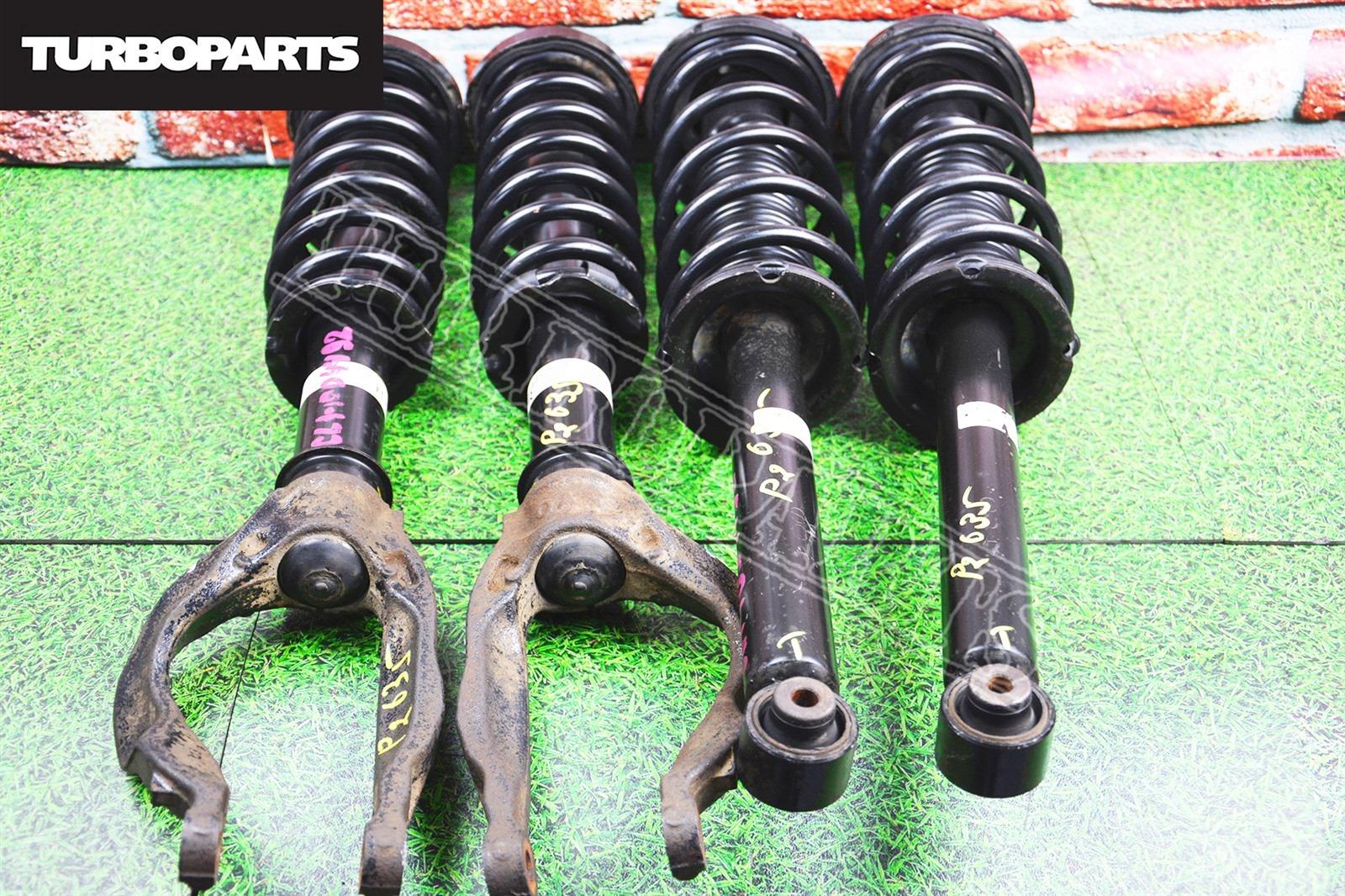 Стойки комплект Honda Accord CF3 F18B (б/у)