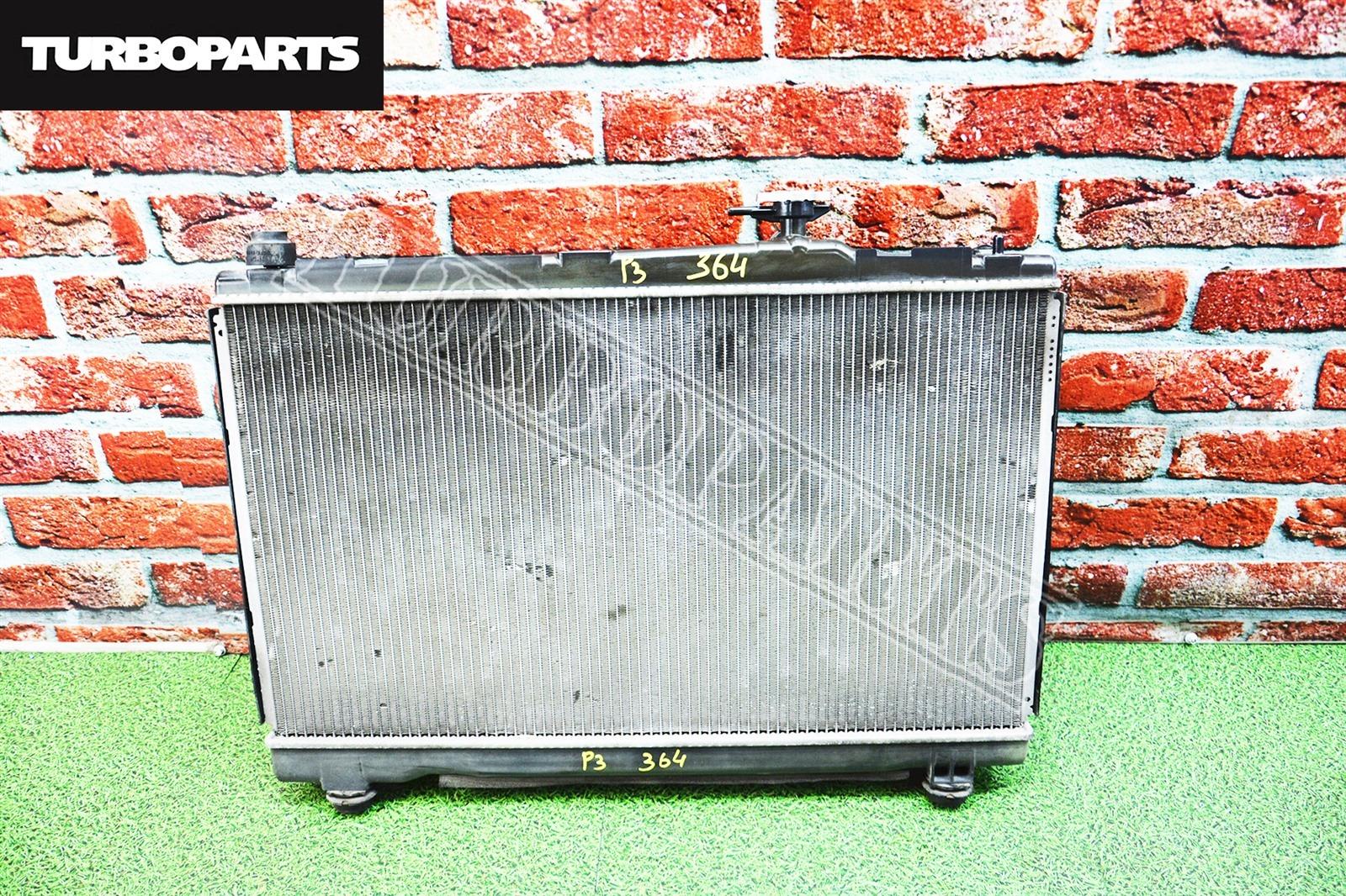 Радиатор основной Toyota Ipsum ACM21 2AZFE (б/у)