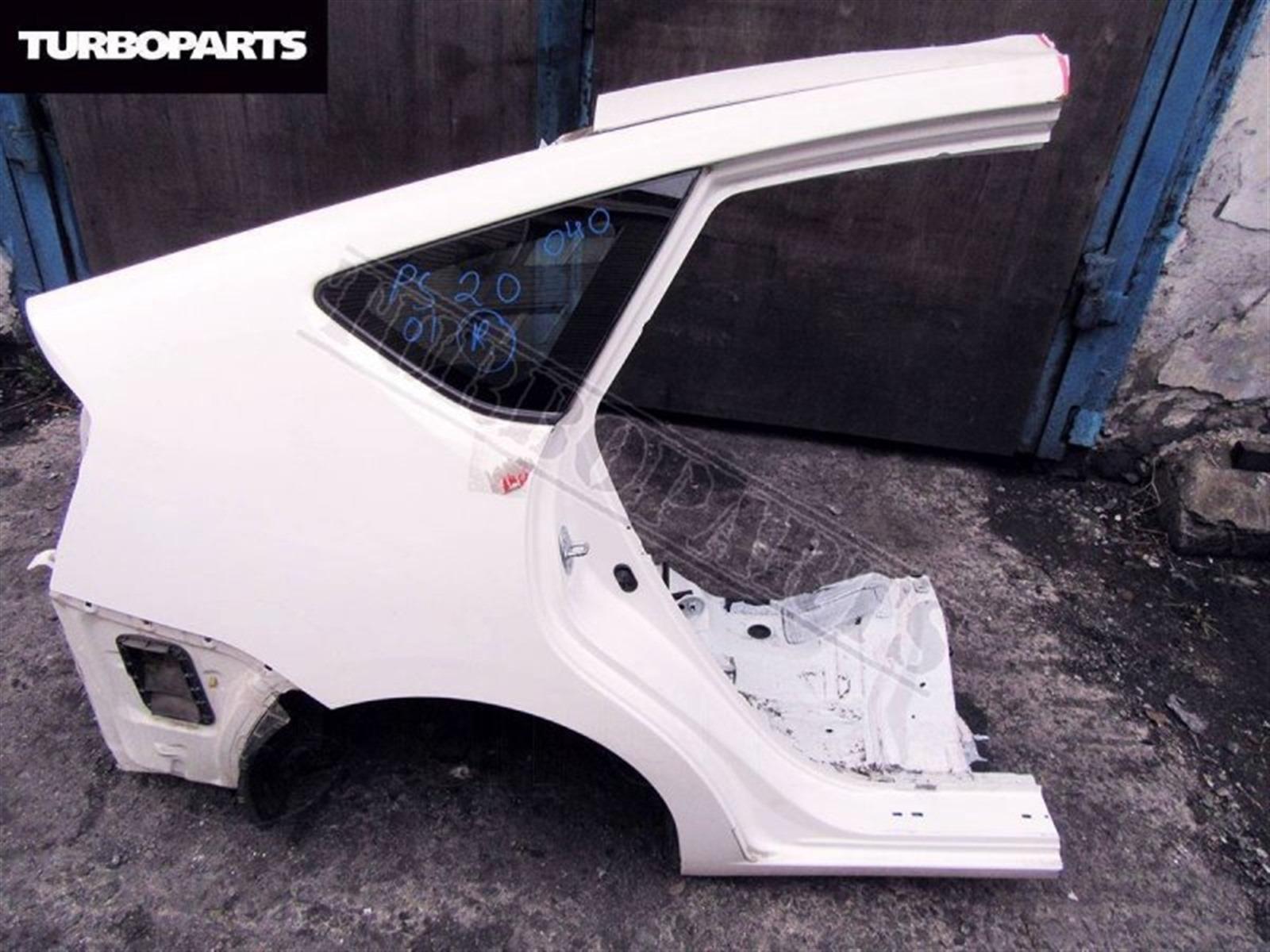 Крыло Toyota Prius NHW20 1NZFXE 2005 заднее правое (б/у)