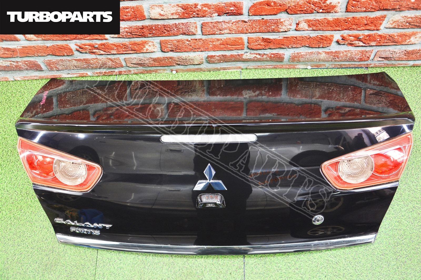 Крышка багажника Mitsubishi Galant Fortis CY2A 4A91 (б/у)