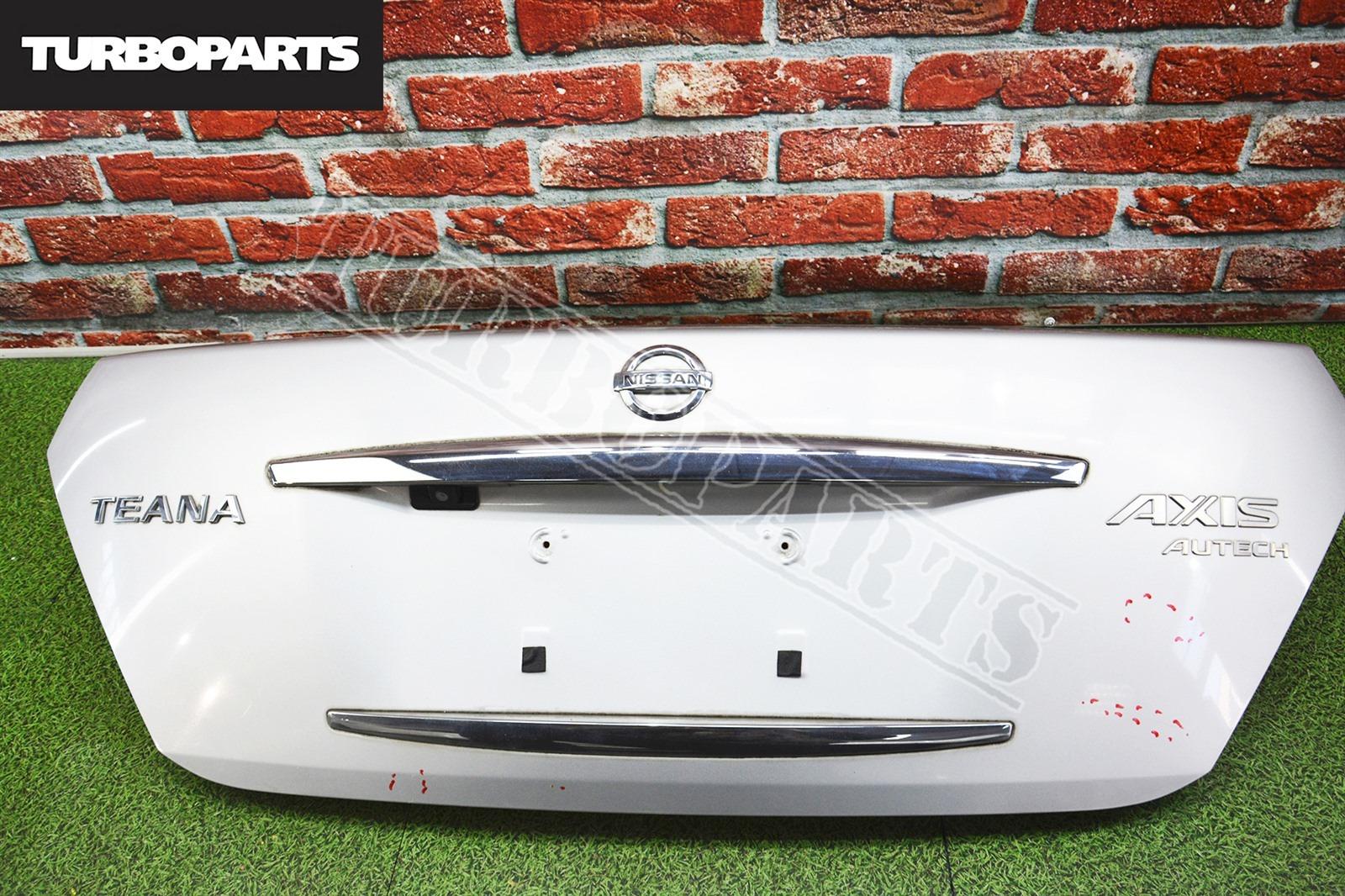 Крышка багажника Nissan Teana J31 QR20DE (б/у)