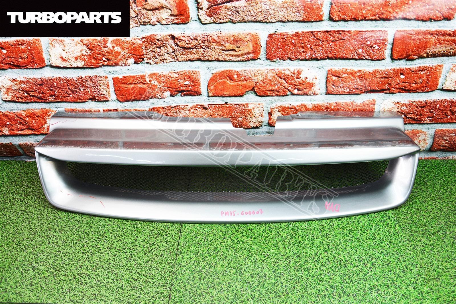 Решетка радиатора Nissan Stagea HM35 VQ25DD (б/у)