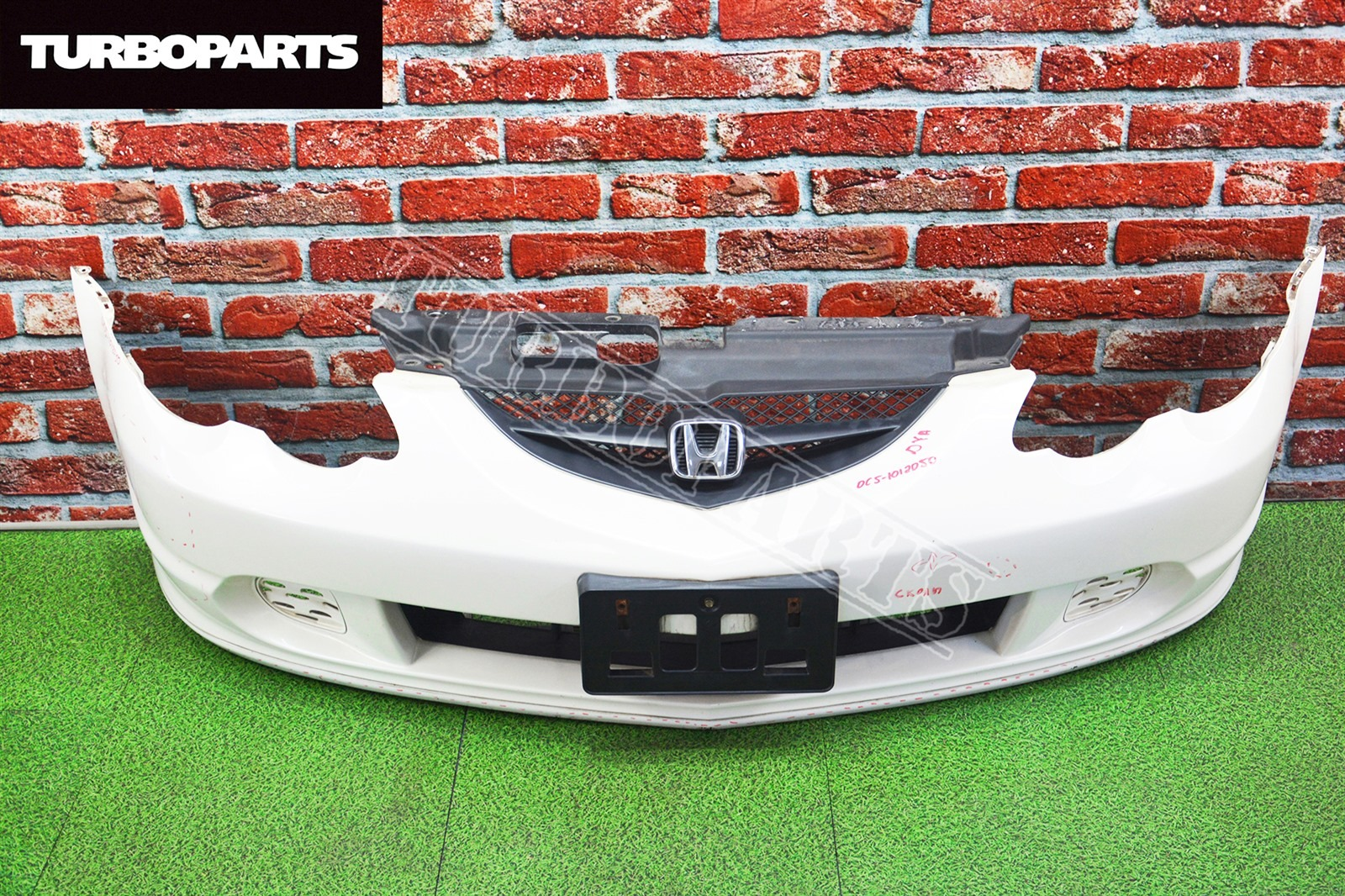 Бампер Honda Integra DC5 K20A передний (б/у)