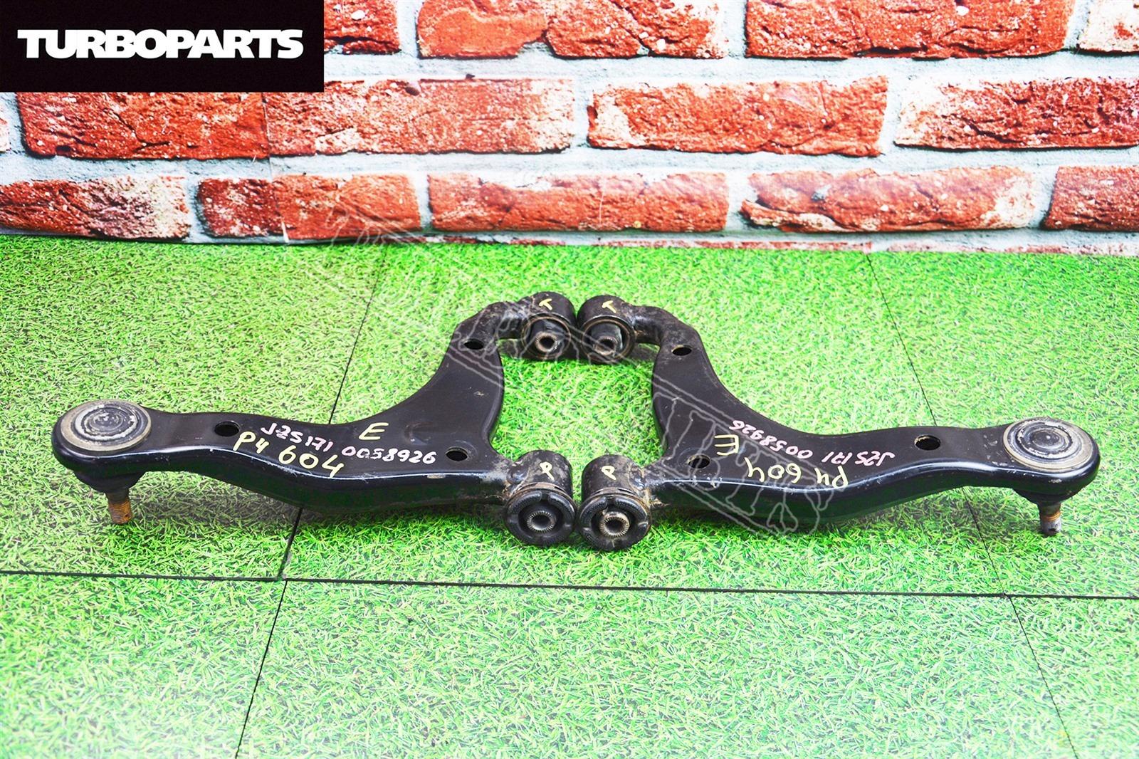 Рычаги Toyota Altezza SXE10 1JZGTE задние верхние (б/у)