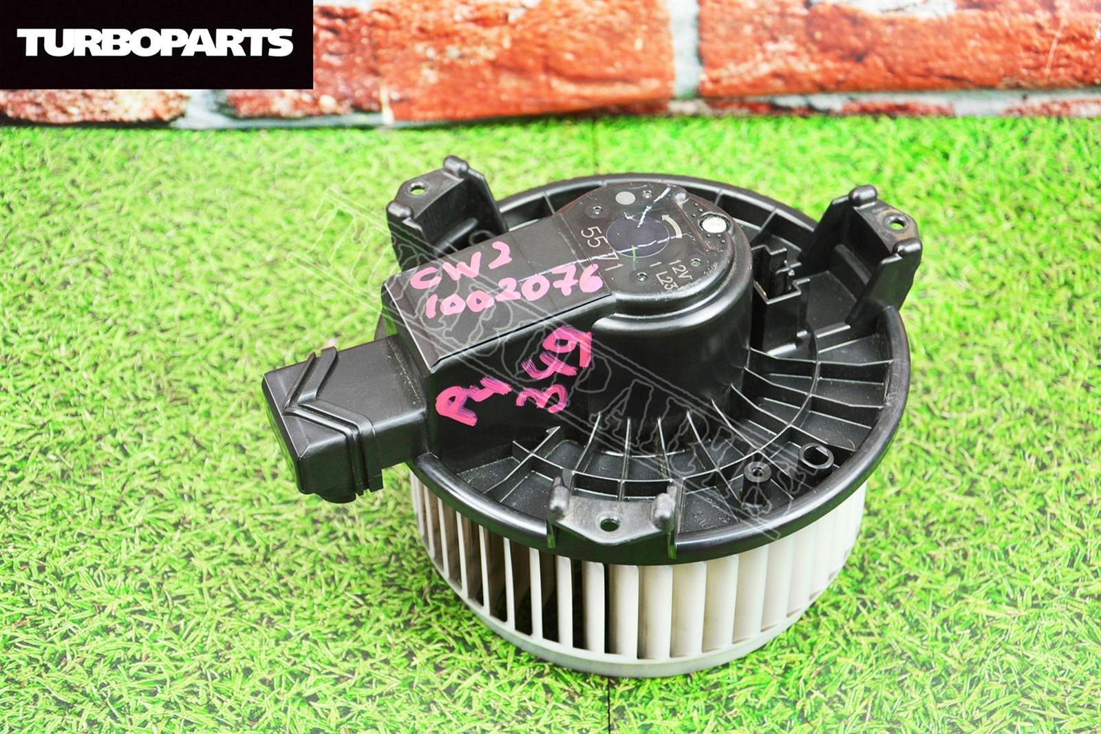 Мотор печки Honda Accord CU1 K24A (б/у)