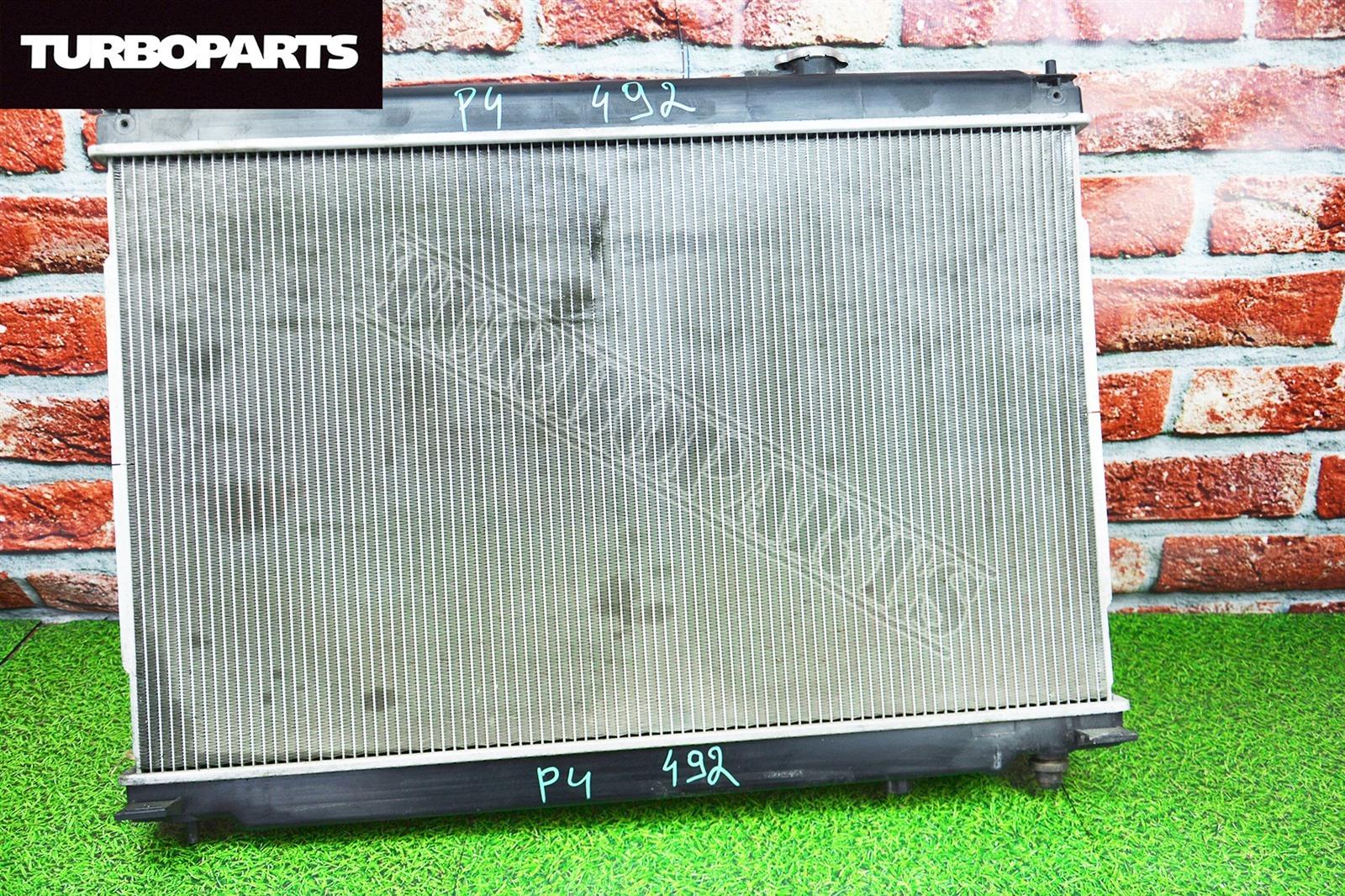 Радиатор основной Nissan Fuga PNY50 VQ35DE (б/у)