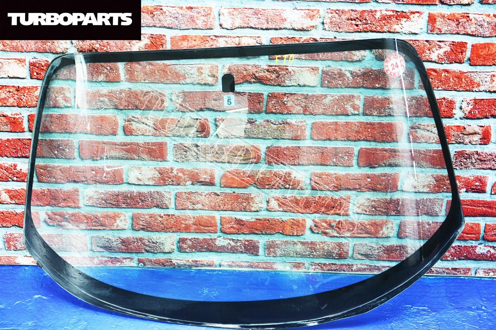 Лобовое стекло Mitsubishi Fto DE2A 4G93 (б/у)