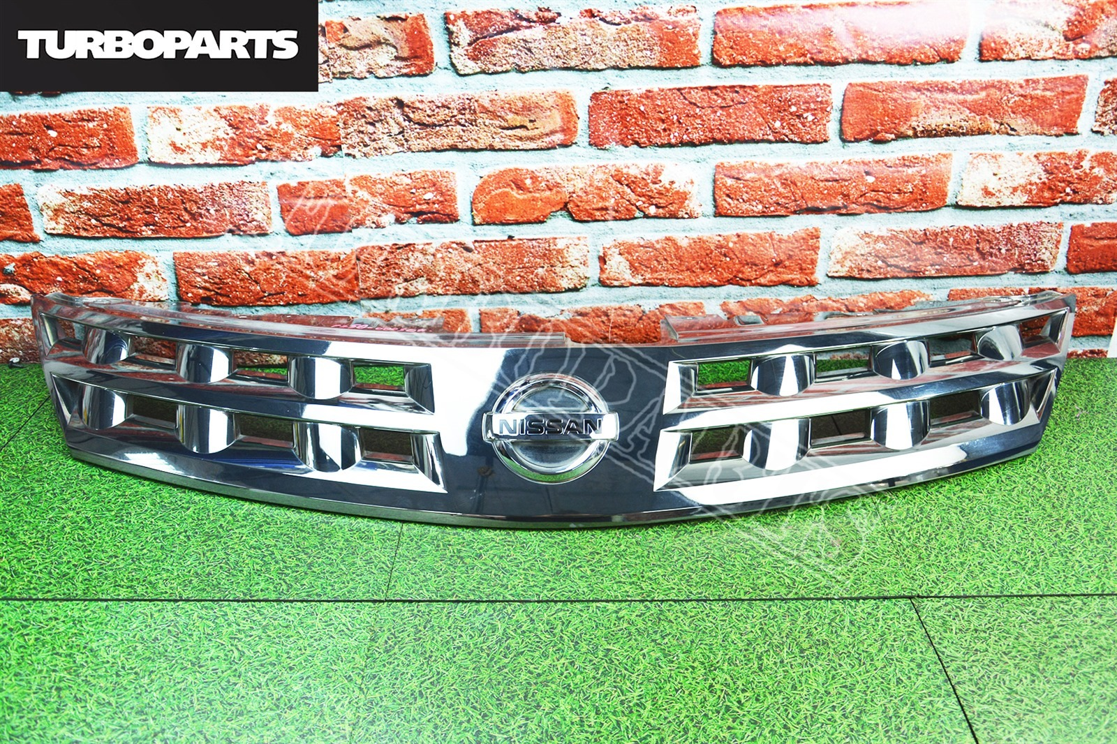 Решетка радиатора Nissan Murano PNZ50 QR25DE (б/у)
