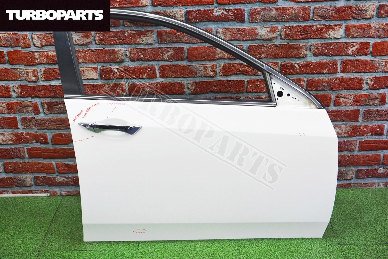 Дверь Honda Accord CU1 K24A передняя правая (б/у)