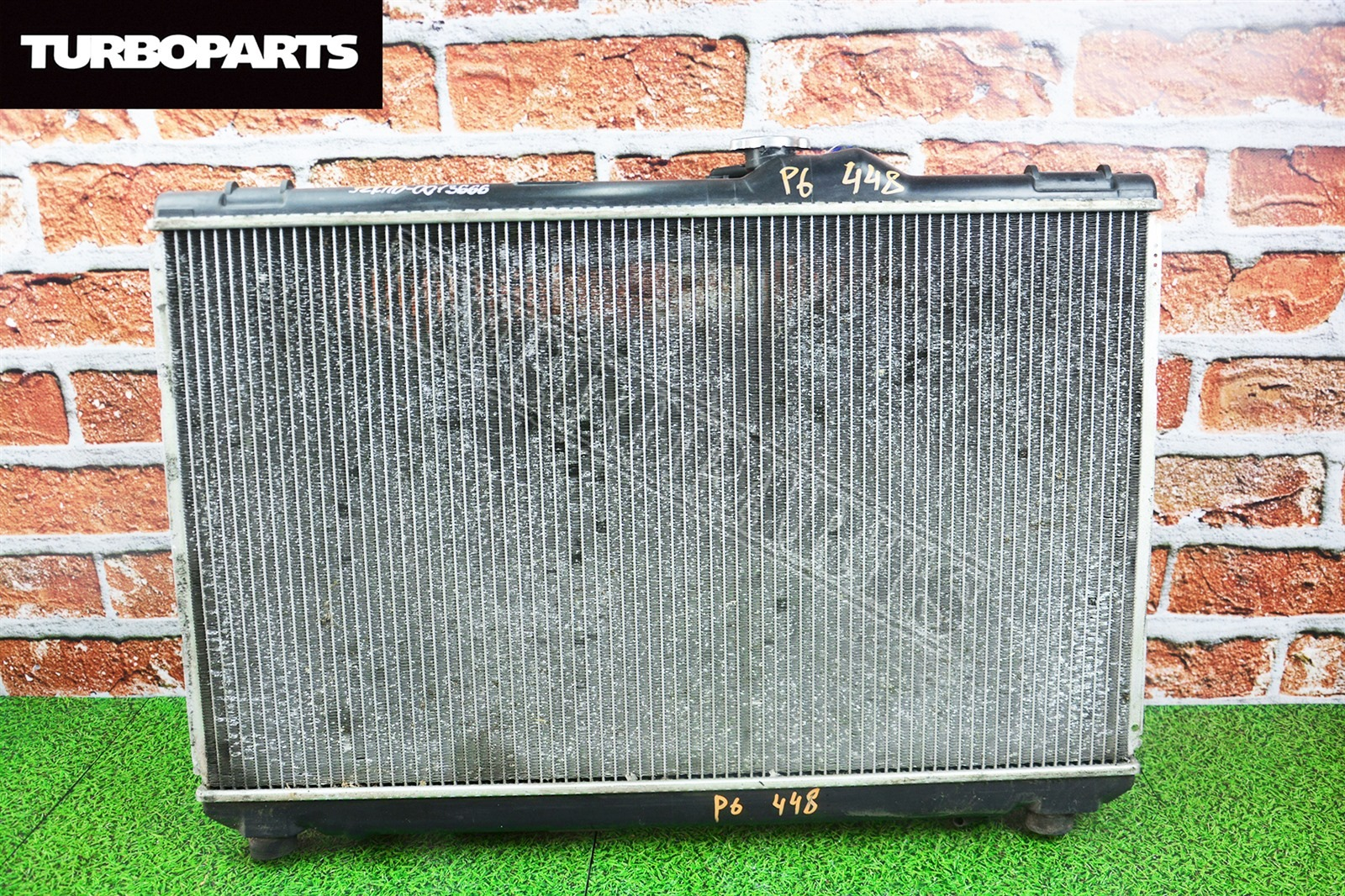 Радиатор основной Toyota Crown JZS171 1JZGTE (б/у)