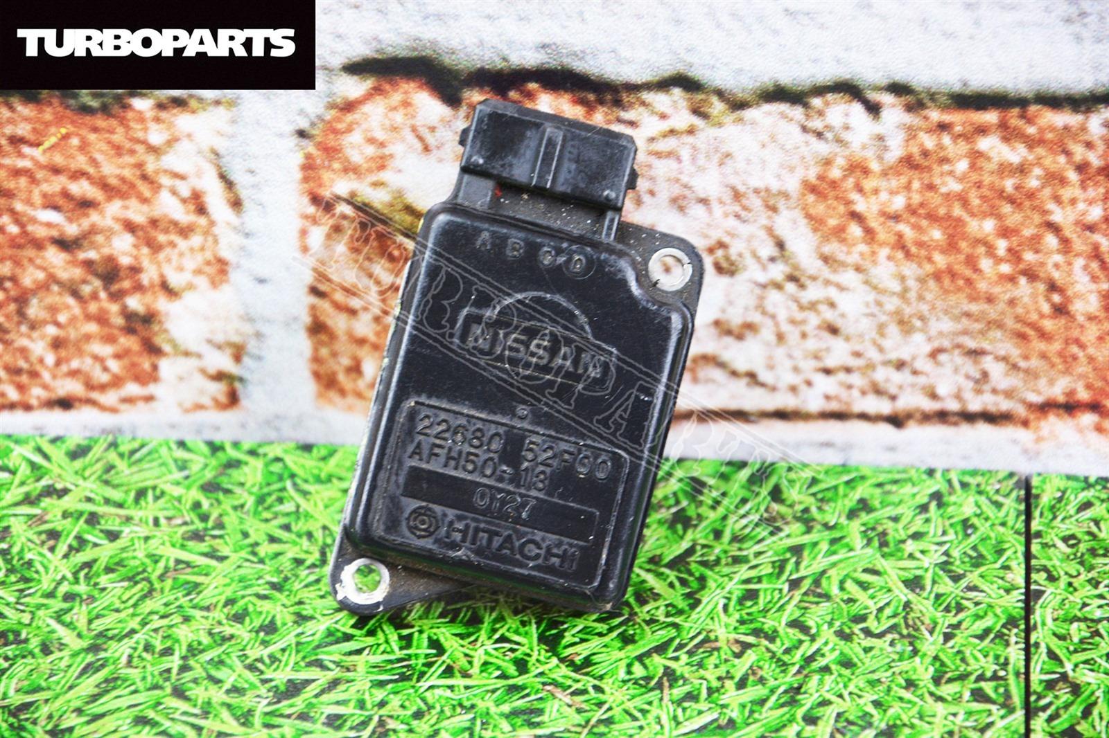 Датчик расхода воздуха Nissan 180Sx KRPS13 SR20DET (б/у)